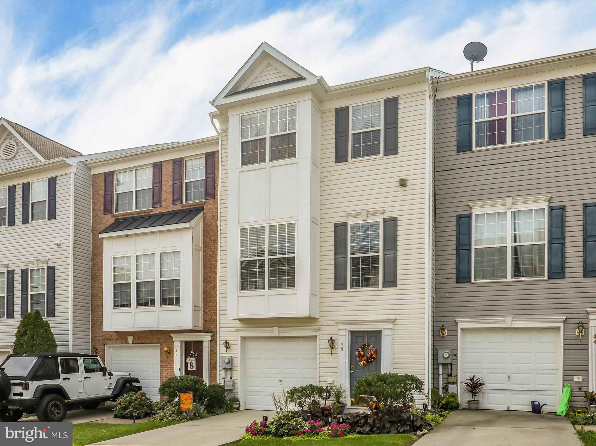 Come check out this 3 Level Townhome in Lee's Ridge! Step outback on your private Deck to witness be