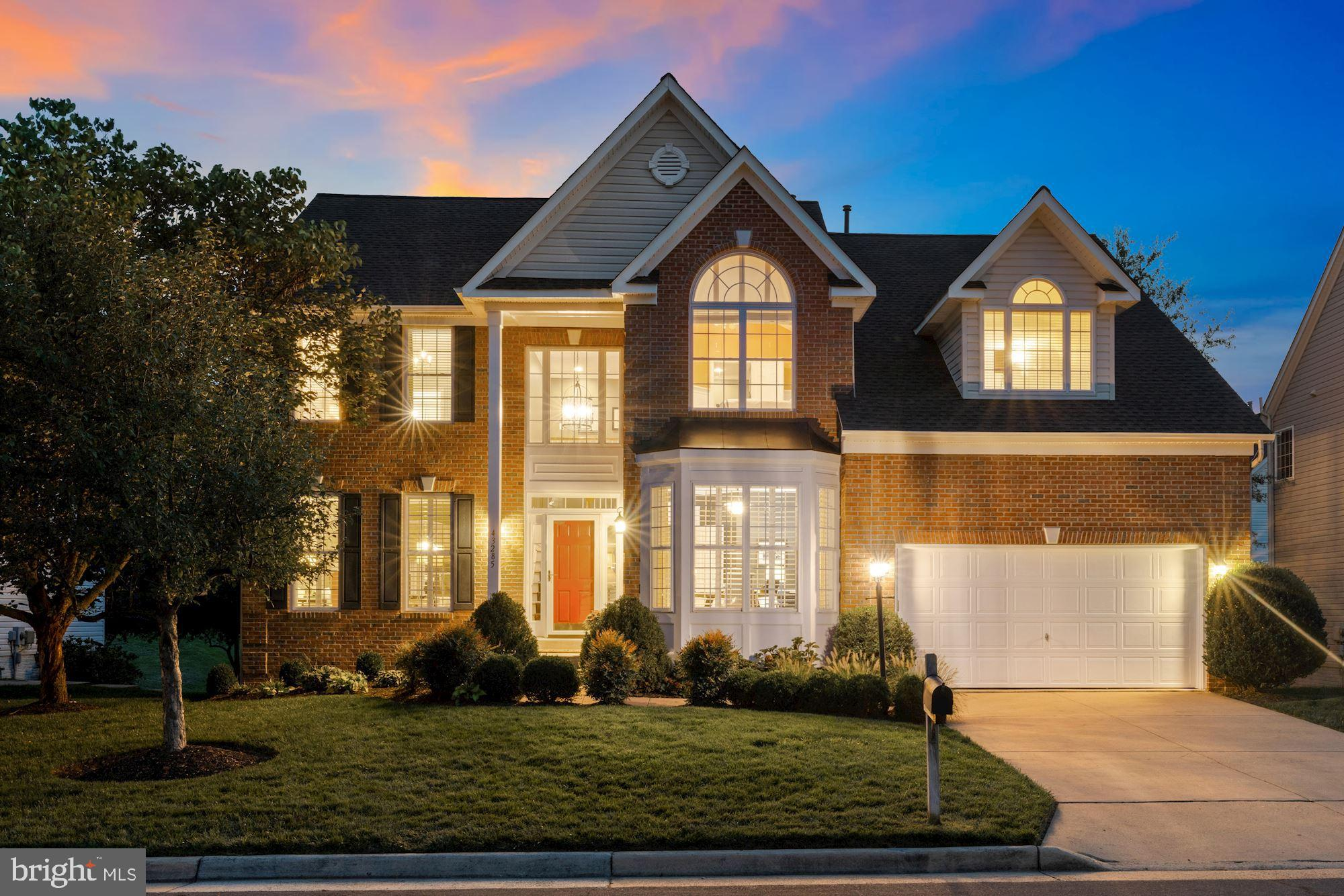 Bright, inviting and sophisticated, this gorgeous  home offers a rare floorplan of over 4,500 finish