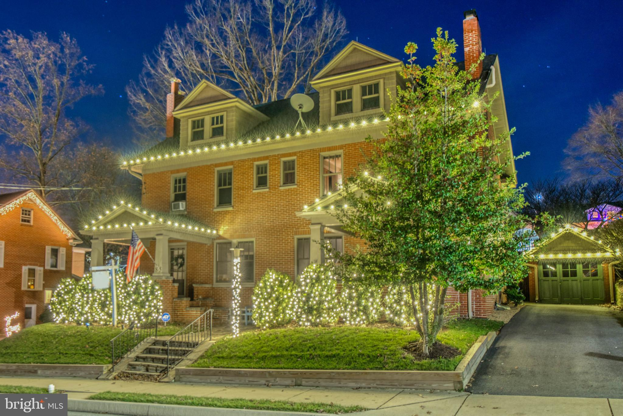 Welcome Home to 85 West Green Street!  This beautiful home has been meticulously maintained througho