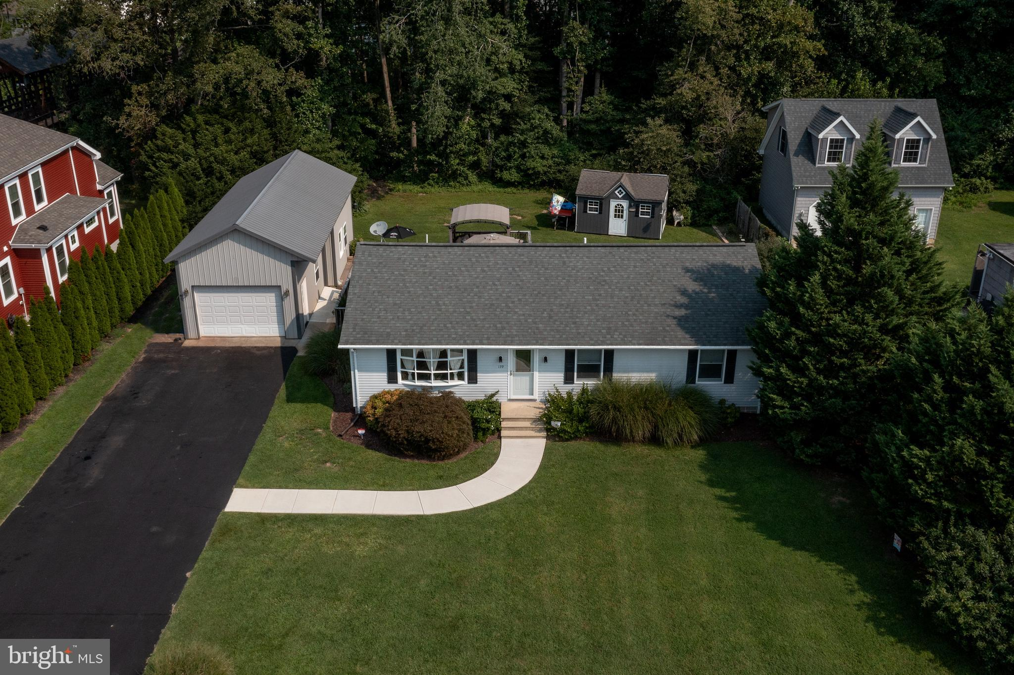 Location. Location. Location.  NO HOA or restrictions in this highly sought after East of Route One