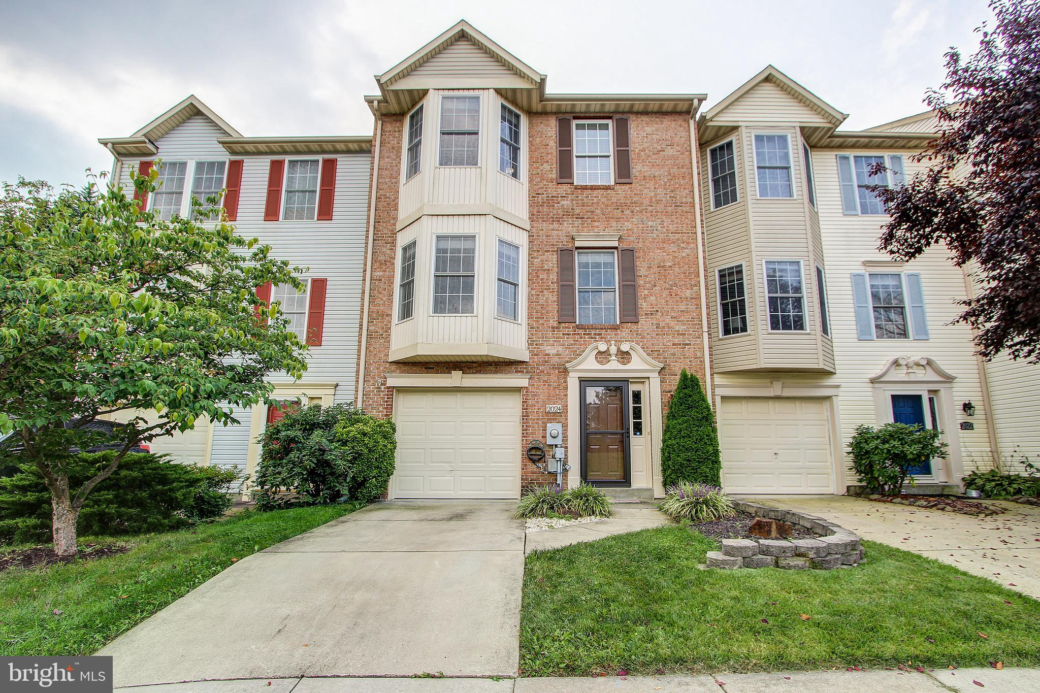 Spacious brick front townhome in Frederick! This property features 3 bedrooms and 2.5 bathrooms with