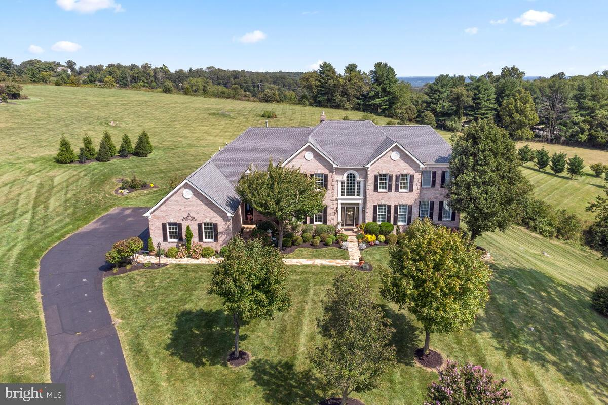 Beautiful Toll Brothers Coventry model for sale!  The home boasts six recently renovated baths!  The