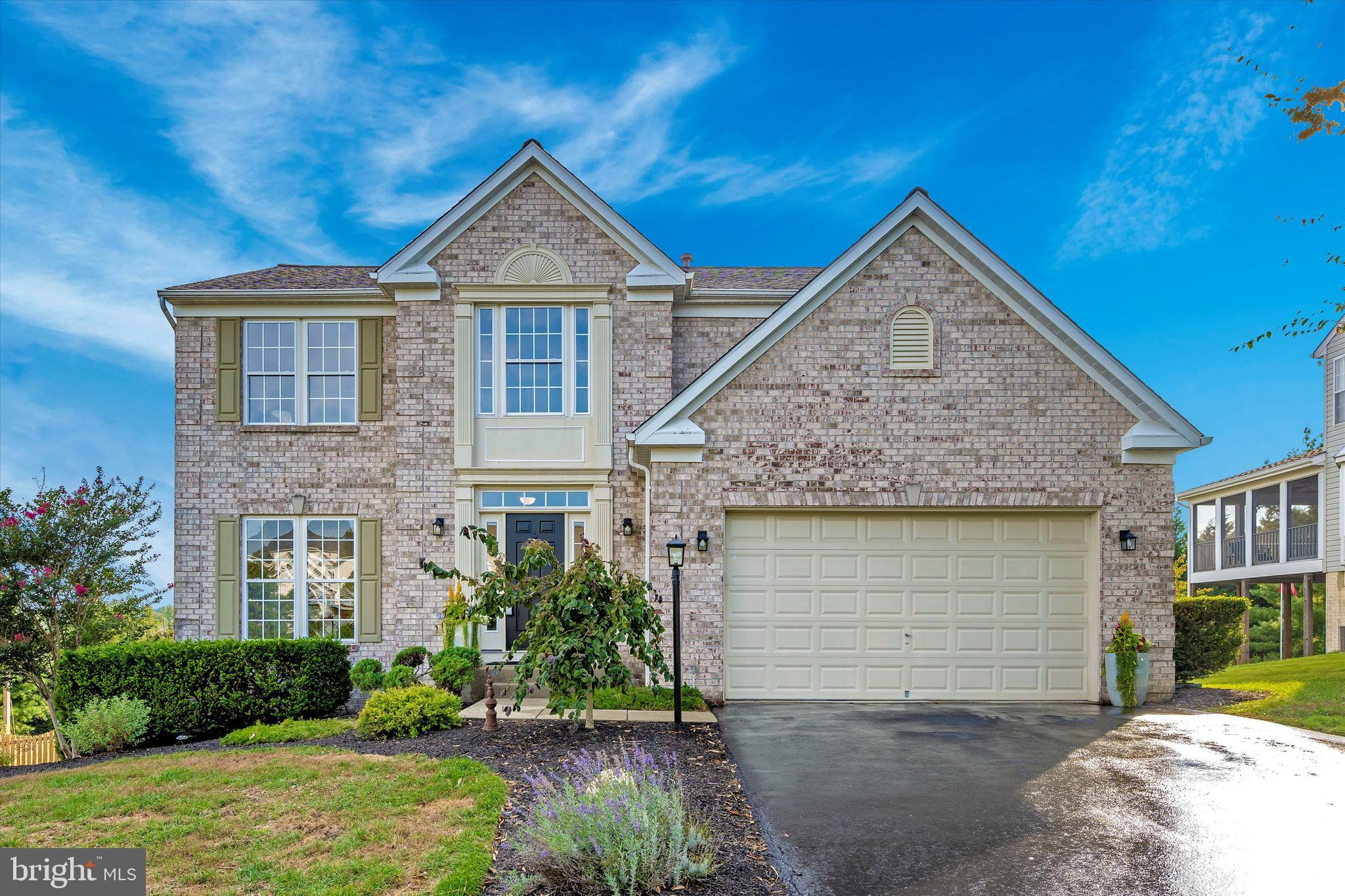 Talk about WOW factor, this home has surpassed HGTV!   This gorgeously updated Belvedere model will