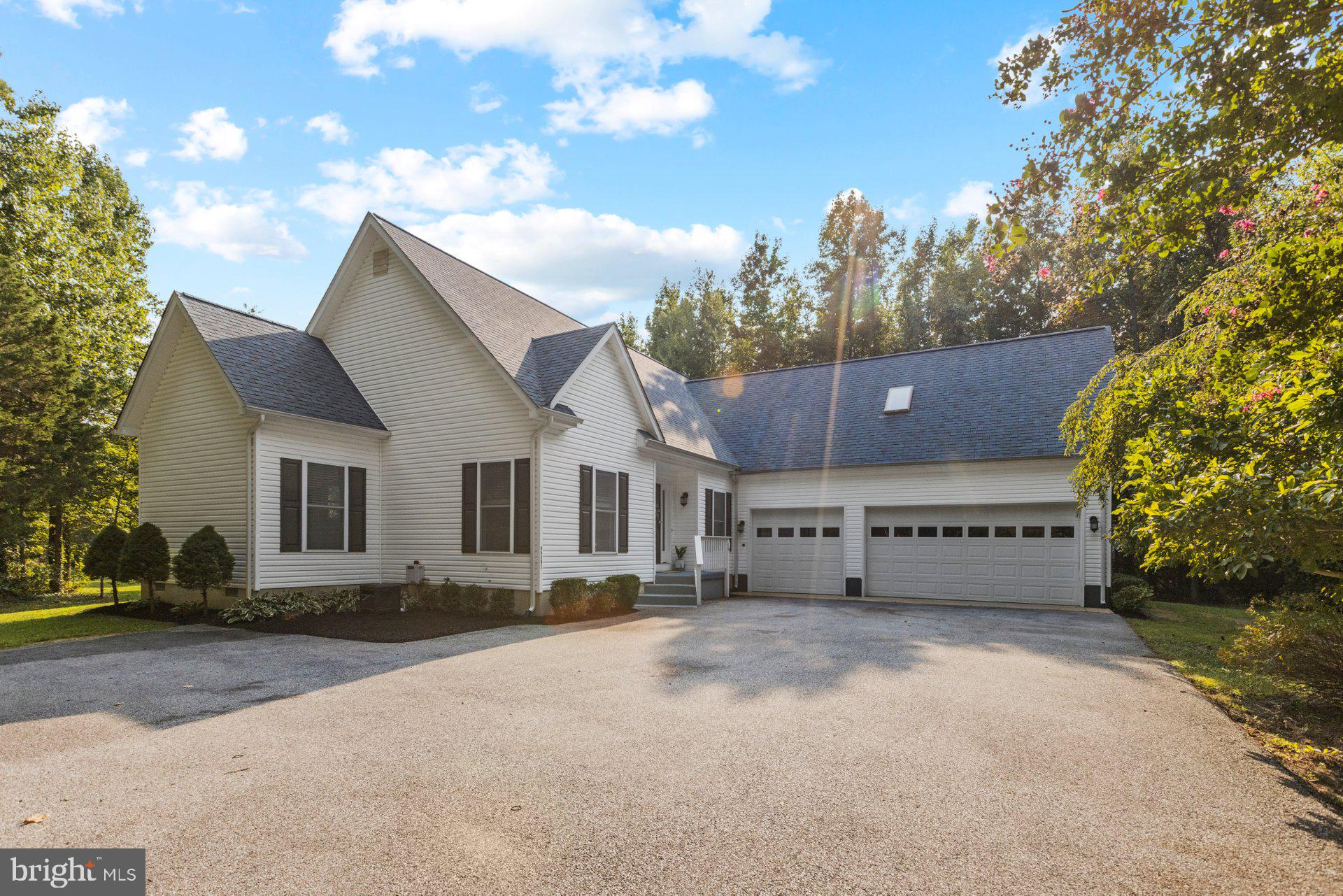 Welcome home to waterfront lifestyle and luxury in this beautiful Cape Cod in the popular Landings a