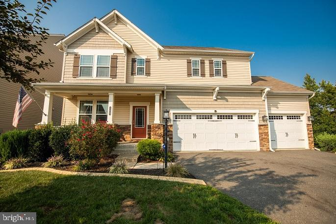 Single family home in sought after Colonial Forge Neighborhood of Stafford County.  This home has a