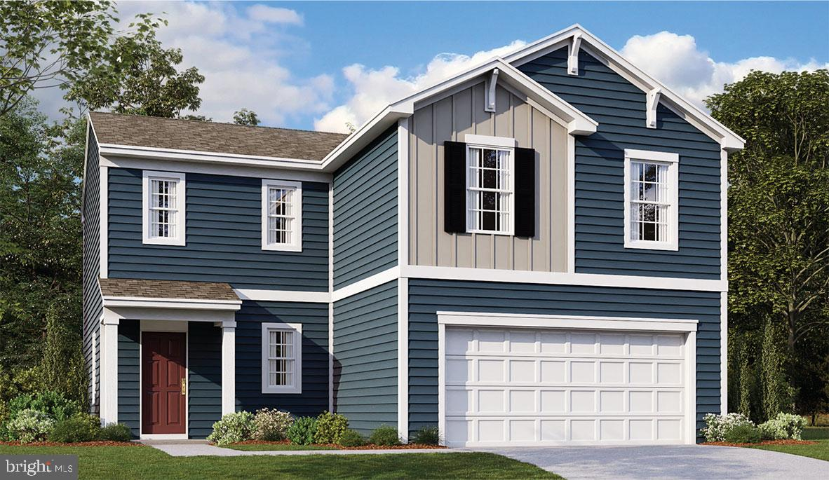 New construction home in Snow Hill! The Deerfield is a 1,906 square foot open concept home, offering