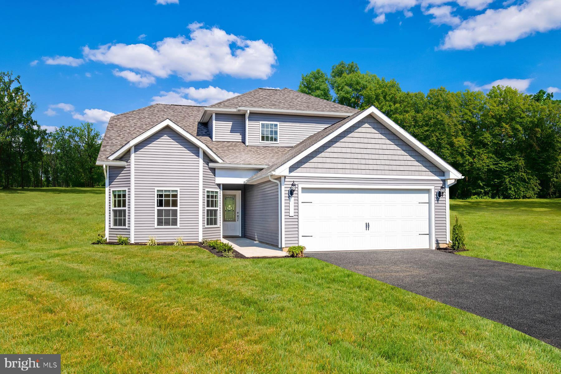This spacious, new two-story home is now available in the beautiful community of Brookfield, where h