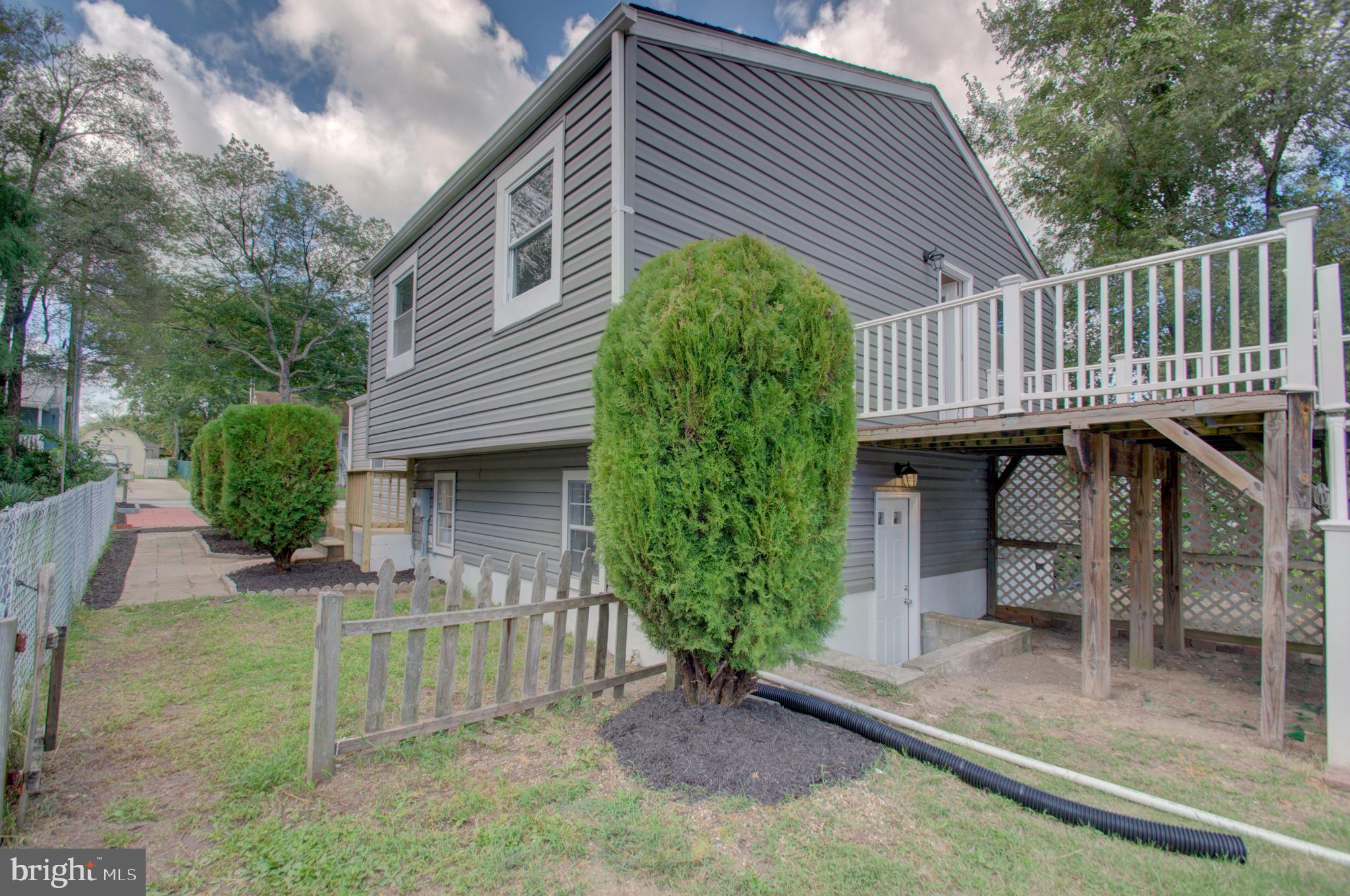 Welcome Home! This is a spectacular 4-bedroom split level in the heart of Glen Burnie! It features b
