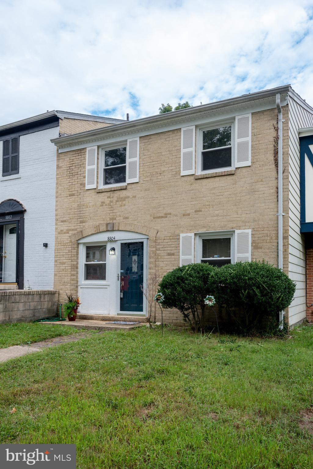 Refreshed and ready for new owners!  This well maintained 3 bedroom, 2 1/2 bath townhome is located