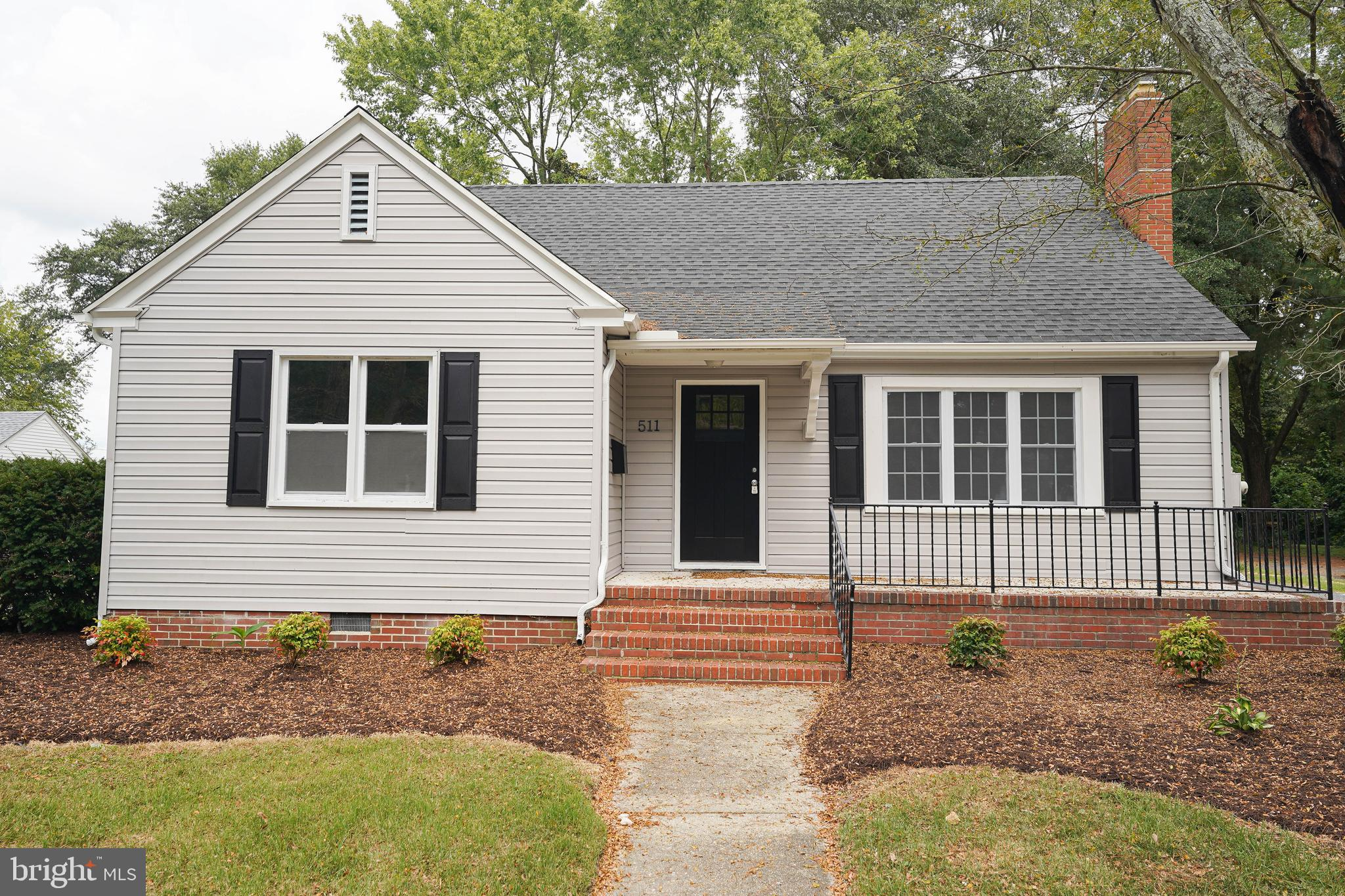 Move-in Ready - Why rent when you can own this adorable and affordable 4BR/2BA home just a block fro