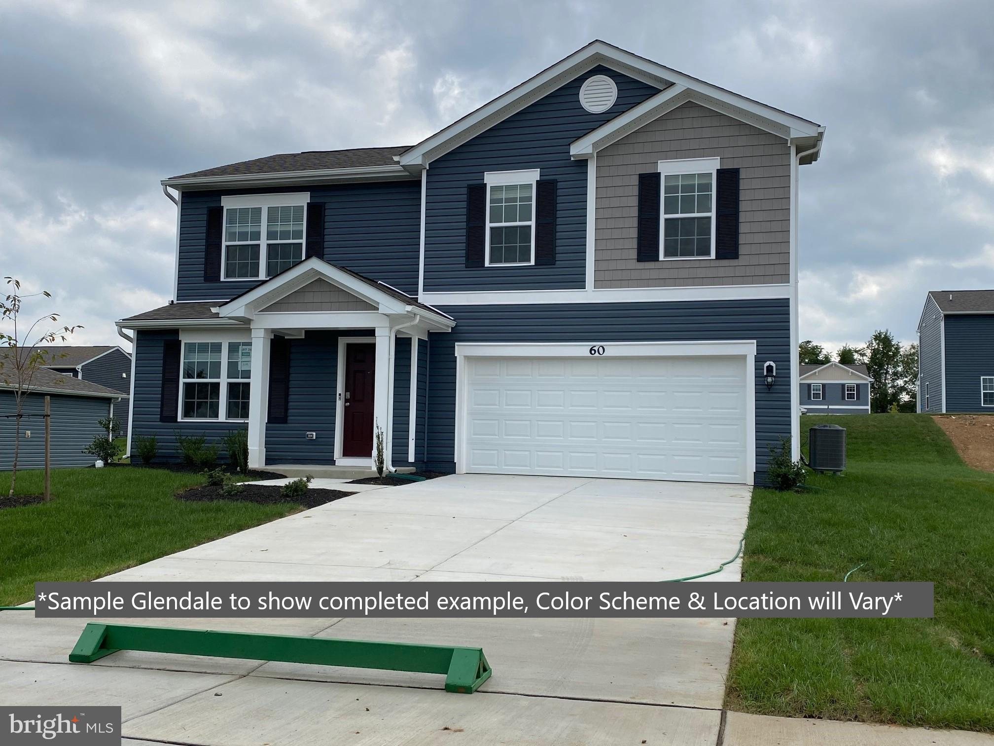 MAGNOLIA SPRINGS- D R Horton's  newest single family Express Homes community in Charles Town.  One a