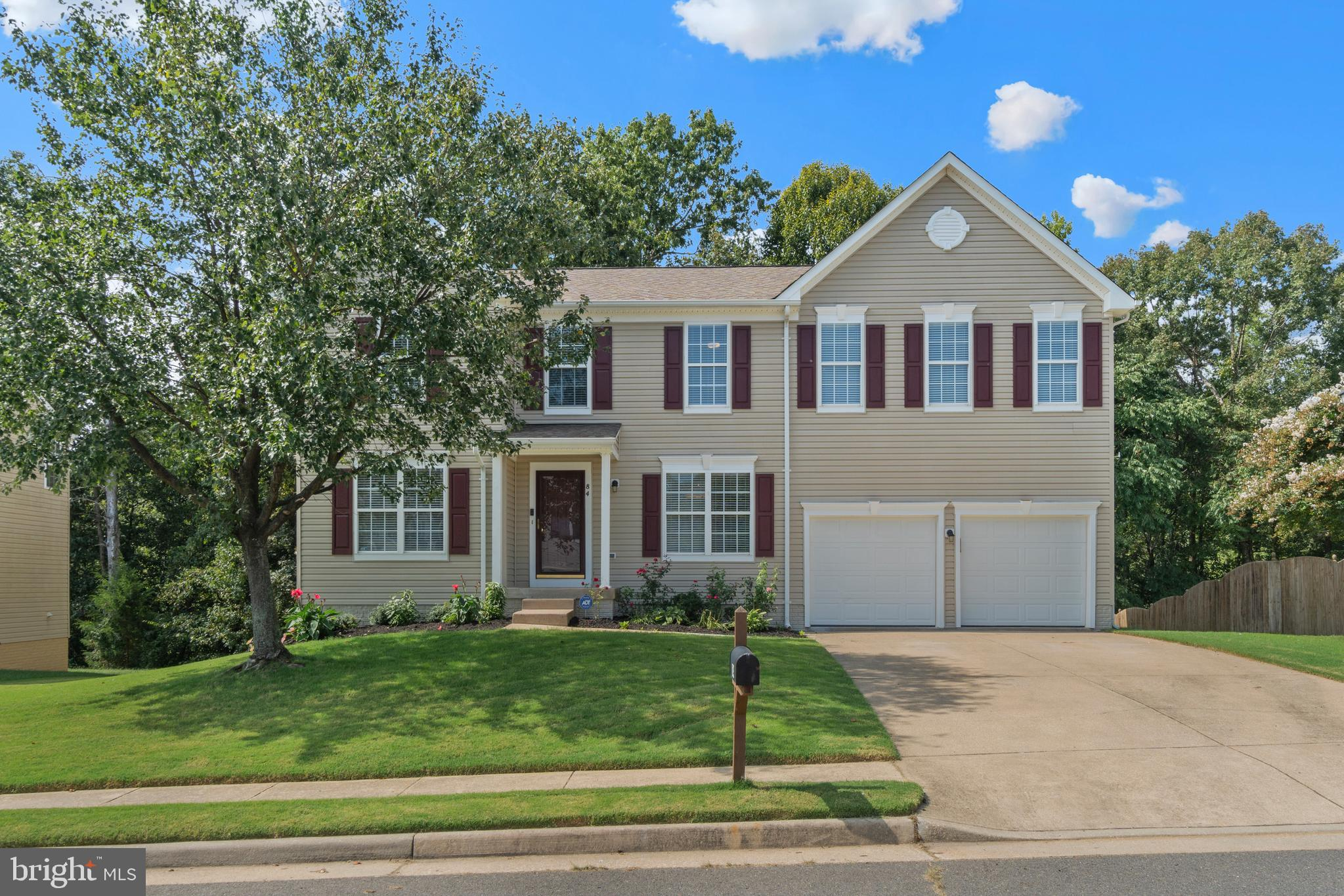 This is a must see home! The Seller has overlooked nothing! Turn key home in Colonial Forge HS zone.
