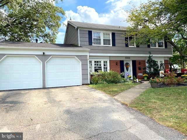 EXELLENT CONDITION! Recently renovated 4 bdrm Colonial--all new bathrooms, new HVAC system and HWH w