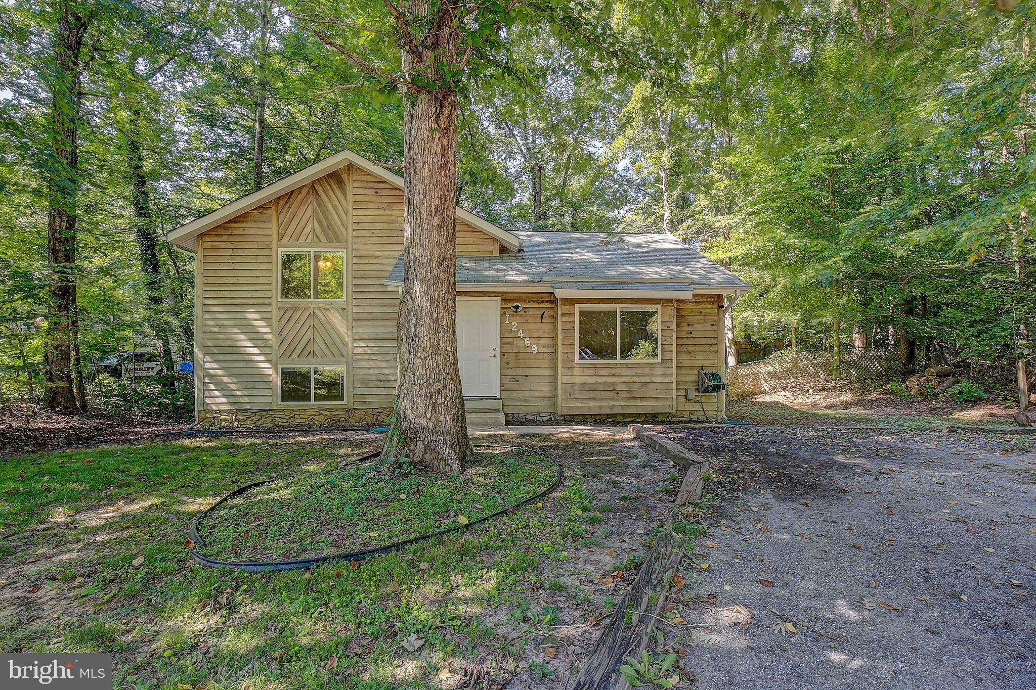 What a great home to make your own!  This lovely split level is freshly painted, new carpet, and pow