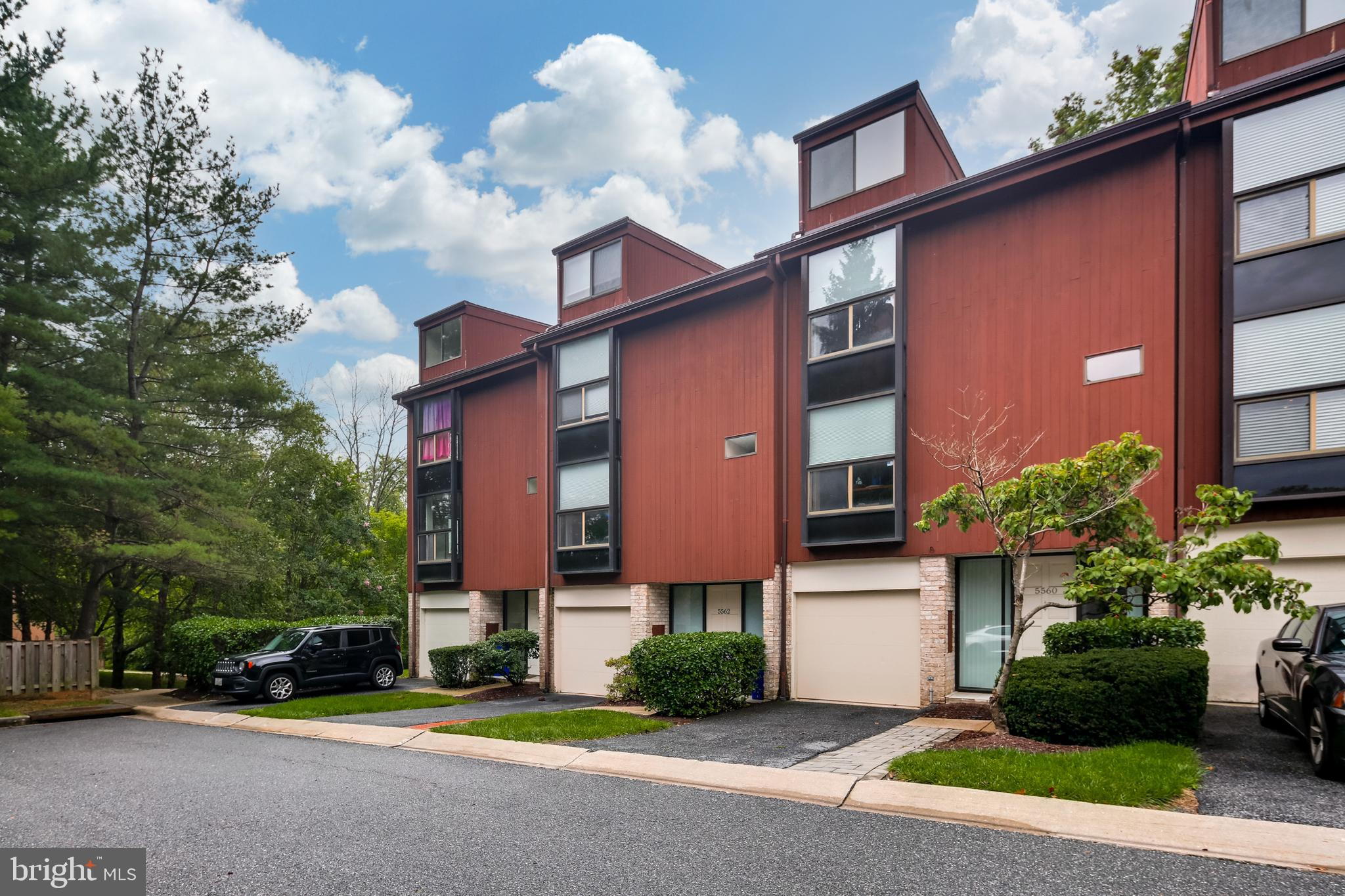 Welcome home!  This 4 level Contemporary styled townhome is finally here.  Located in the Town Cente