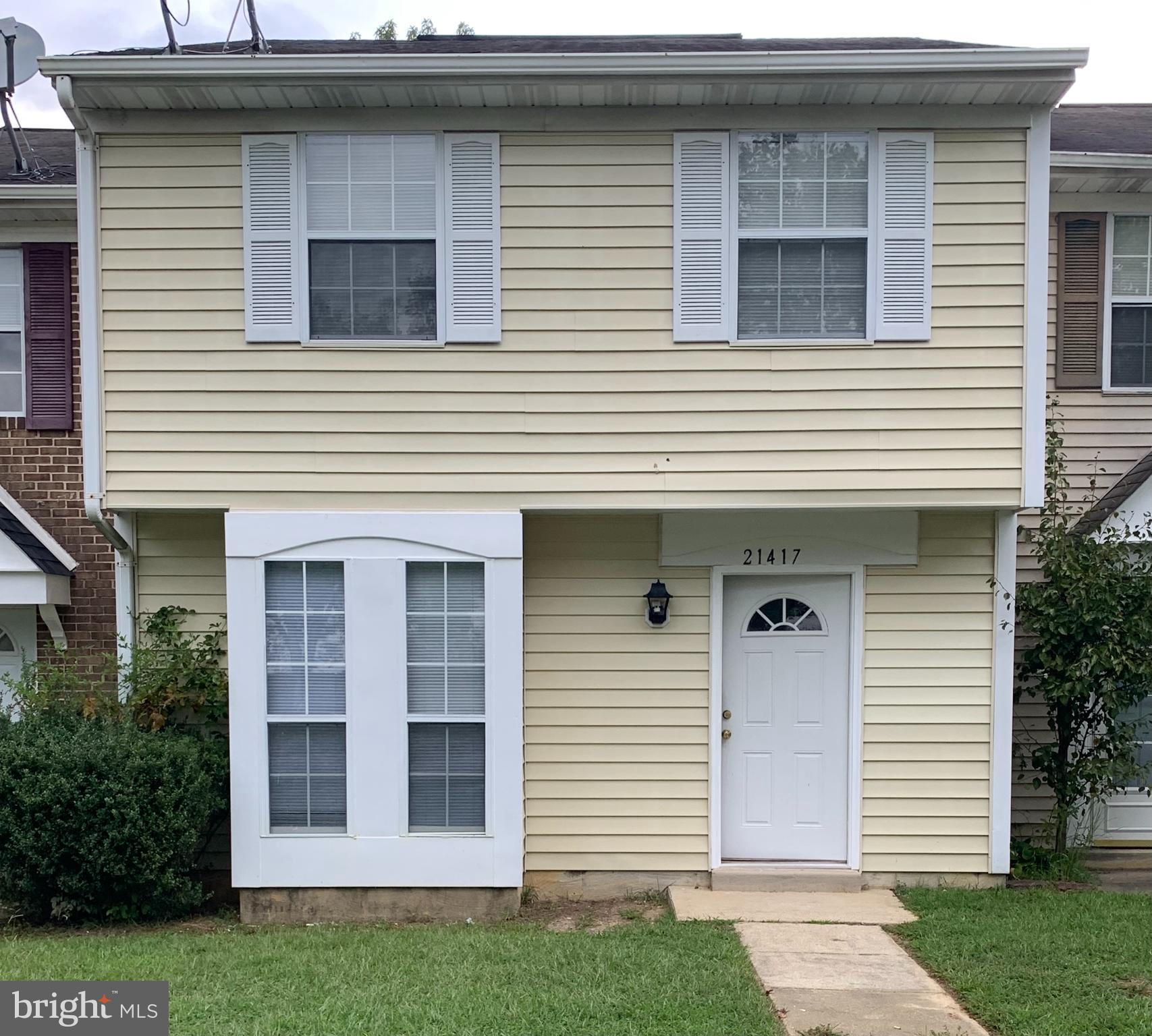 Looking for a great home at a great price?  This is it!  This two level, three bedroom, 1 /12 bath i