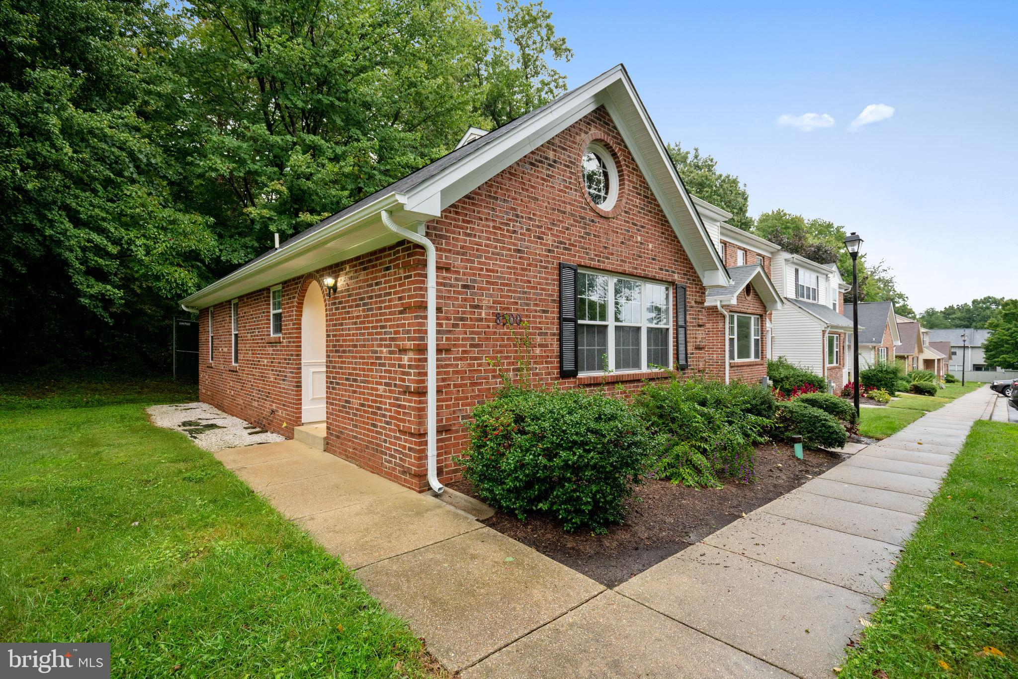 Updated and move in ready!  This super cute town house is clean and low maintenance with 2 bedrooms