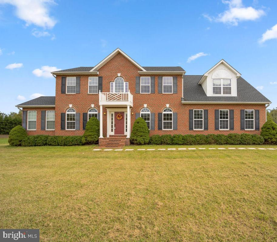 Fall In Love with this Spectacular Suburban Estate quietly nestled on a sprawling 5+ acre lot. Here