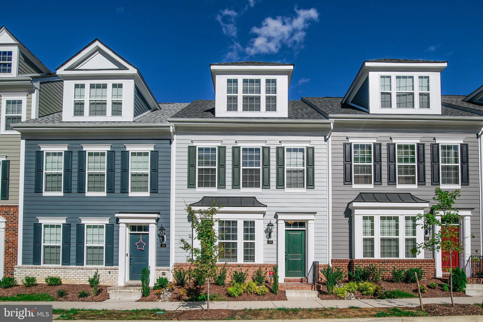 Located in sought after Steeplechase in LaPlata, MD- this beautiful 3 bed 3.5 bathroom townhome is p