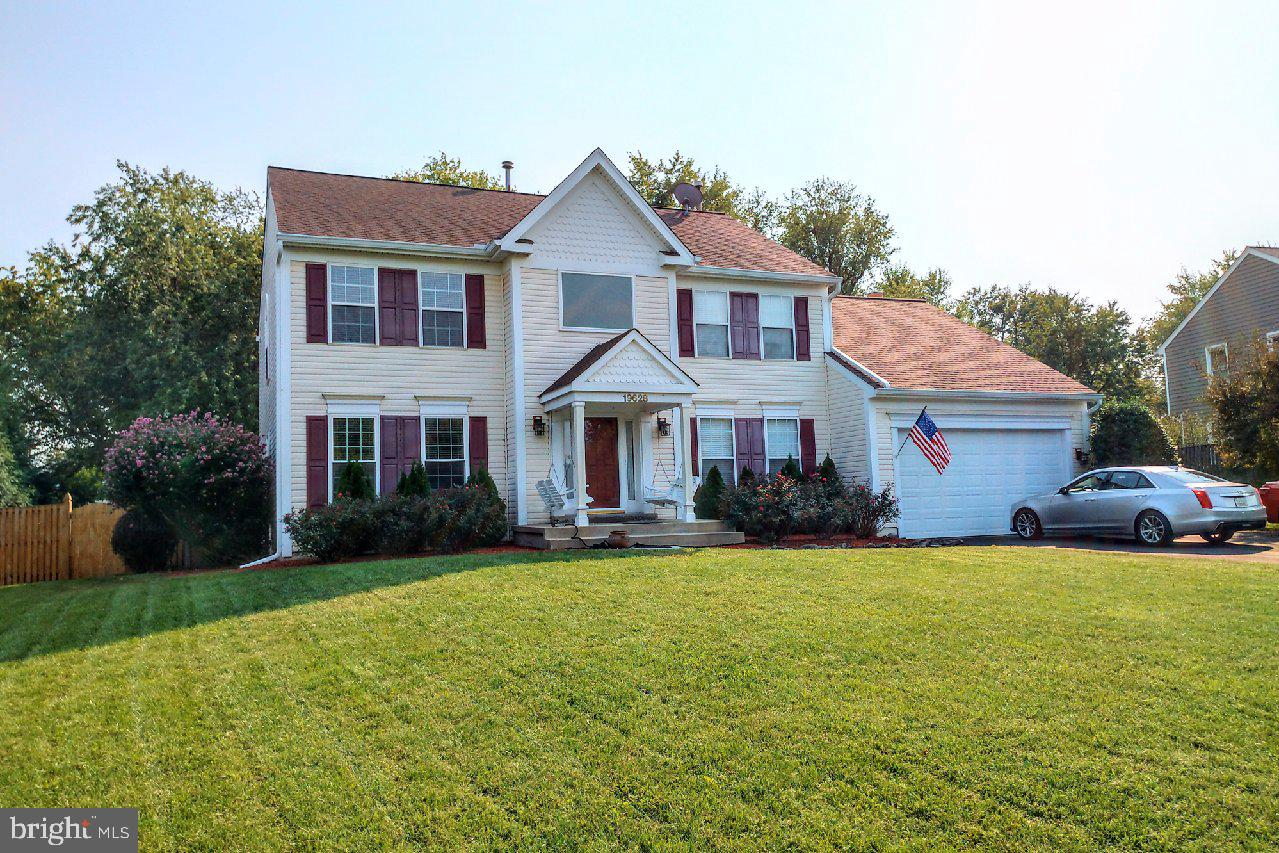 This is the colonial in Poolesville you've been waiting for! The quality improvements  here are the