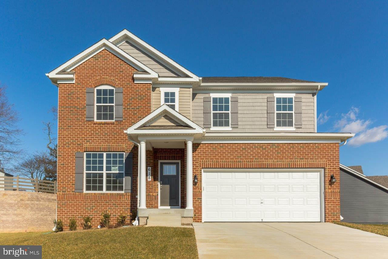 Nestled in the most beautiful and peaceful enclave of Frederick, MD, The Preserve at Long Branch off