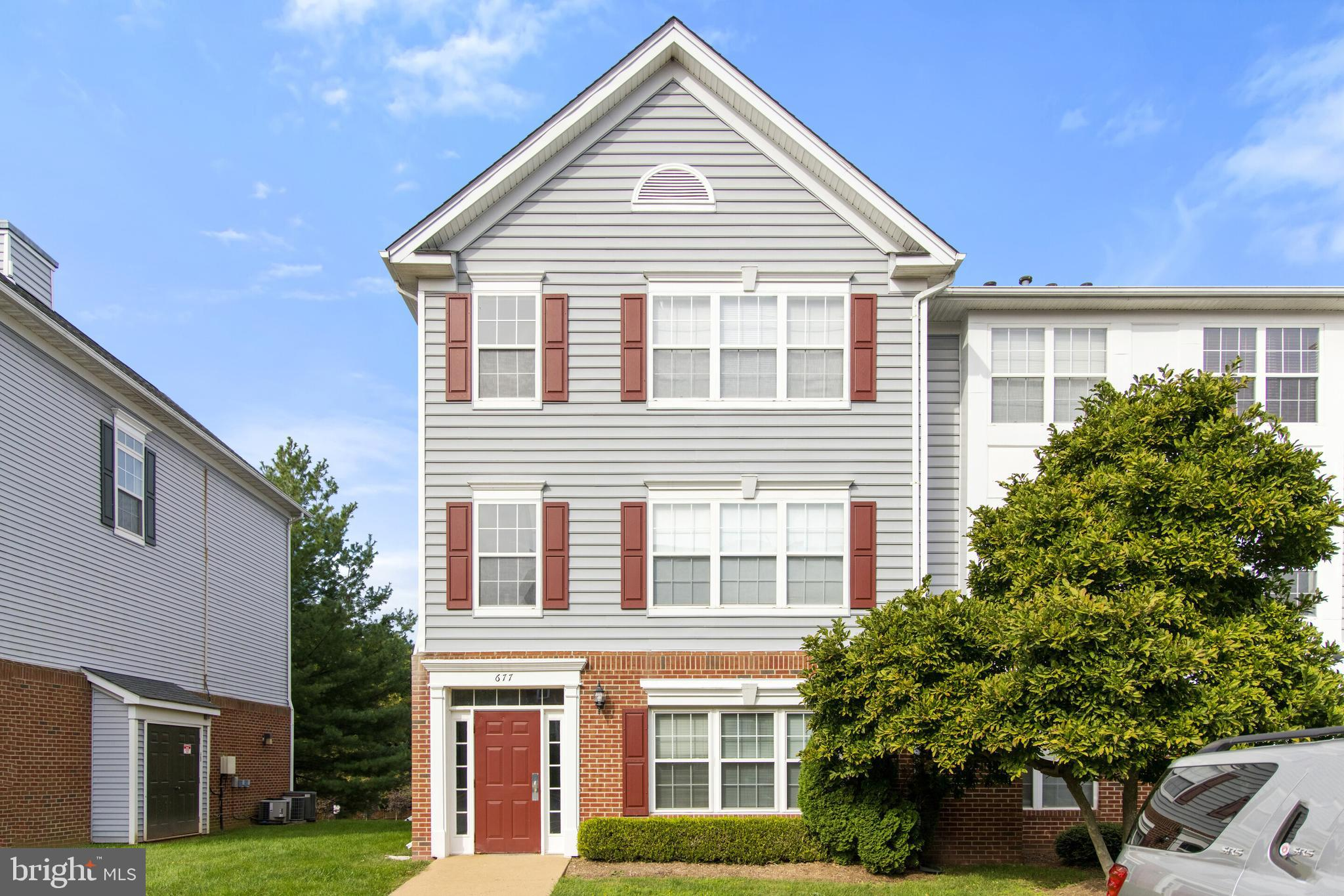 WELCOME HOME TO 677 CONSTELLATION SQ SE #B, LEESBURG, VA 20175, located in the Leesburg Gateway II Condominium Community. Beautiful Condominium with 2 Primary Bedrooms with Walk-In Closets; 2 Full Bathrooms, and Includes Living Room, Dining Room, Large Kitchen with Laundry Room, Utility Room, Patio Door to Covered Deck Overlooking Trees and Common Area. This home has 1,035 Finished Sq Ft of Living Space and is located on 2nd Floor, and the Building Only has 3 Units Providing Semi-Private Living Space with Only 1 Condominium Unit on Each Floor. This Home is Perfectly Located in a Highly Sought-After Community Due its Convention Location to Downtown Leesburg, along with a Very Modest Low Condominium Fees of $240 Per Month. Condominium Fees Include Community Outside Swimming Pool, Gym, Clubhouse, Water/Sewer, Trash, Landscaping with Snow Removal and Exterior Maintenance (excludes Windows). This Home has Two Parking Spaces with One Being Assigned in Front of Building and Second One In Any Visitor Parking with Overnight Parking Pass Displayed.  Recent updates to this property include the Following:  Freshly Painted (9/2021); New Carpet (9/2021); Bathroom Flooring (2021); New HVAC System (2021); Toilets Upgraded (2020); New Washer / Dryer (2020); New Natural Gas Stove / Oven (2019); New Natural Gas Hot Water Heater (2019); Refrigerator (2019).  Your soon to be New Home is Conveniently Located within Walking Distance to Downtown Leesburg, Farmers Market and Restaurants; Minutes to Major Shopping at Costco, Grocery Stores, Target, Walmart, Leesburg Premium Outlets; and Within an Easy Commuting Distance to Washington DC Which is Approximately 40 Miles East; Dulles International Airport; Metro Services in Reston VA and Coming Soon to Ashburn VA Which is Within 20-30 Minutes. Other Local Points of Interest Include Nearby Historic Morven Park that Offers Hundreds of Outdoor Activities; Ida Lee Park that Offers a Recreation Center, Fitness Center, 2 Indoor pools, Basketball, Rac
