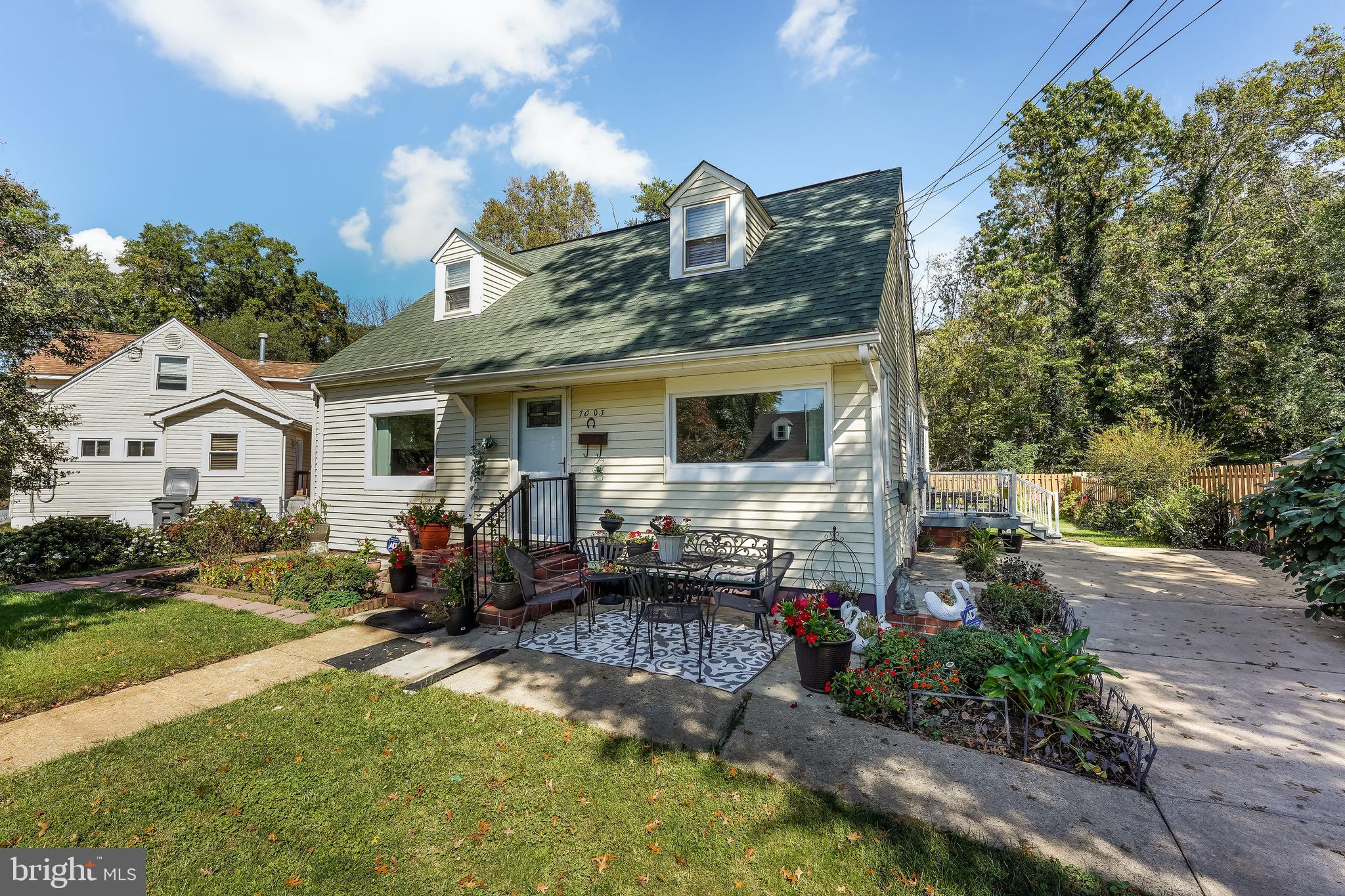 One of a kind!  Roof, windows, A/C, & water heater all replaced within the last 6 years.  Perfectly manicured backyard is waiting for your house warming party!  Open kitchen and dining room are perfect for all of your needs.  Come take a look!