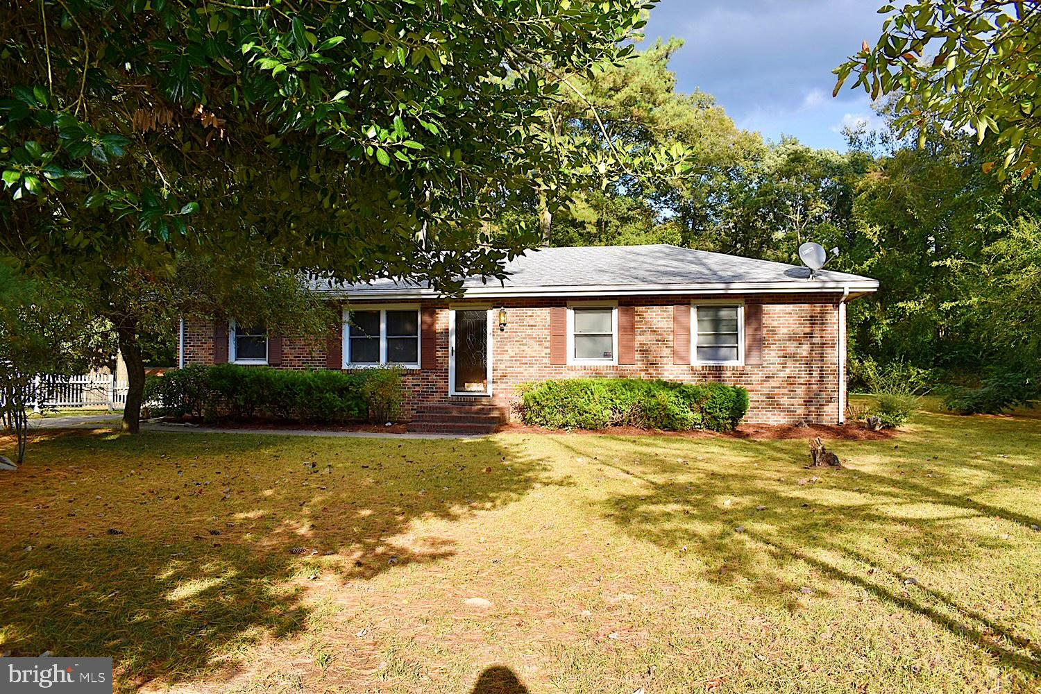 Well Maintained 4 bedrooms/2 Full baths single story to call home.  With updated appliances, this ho