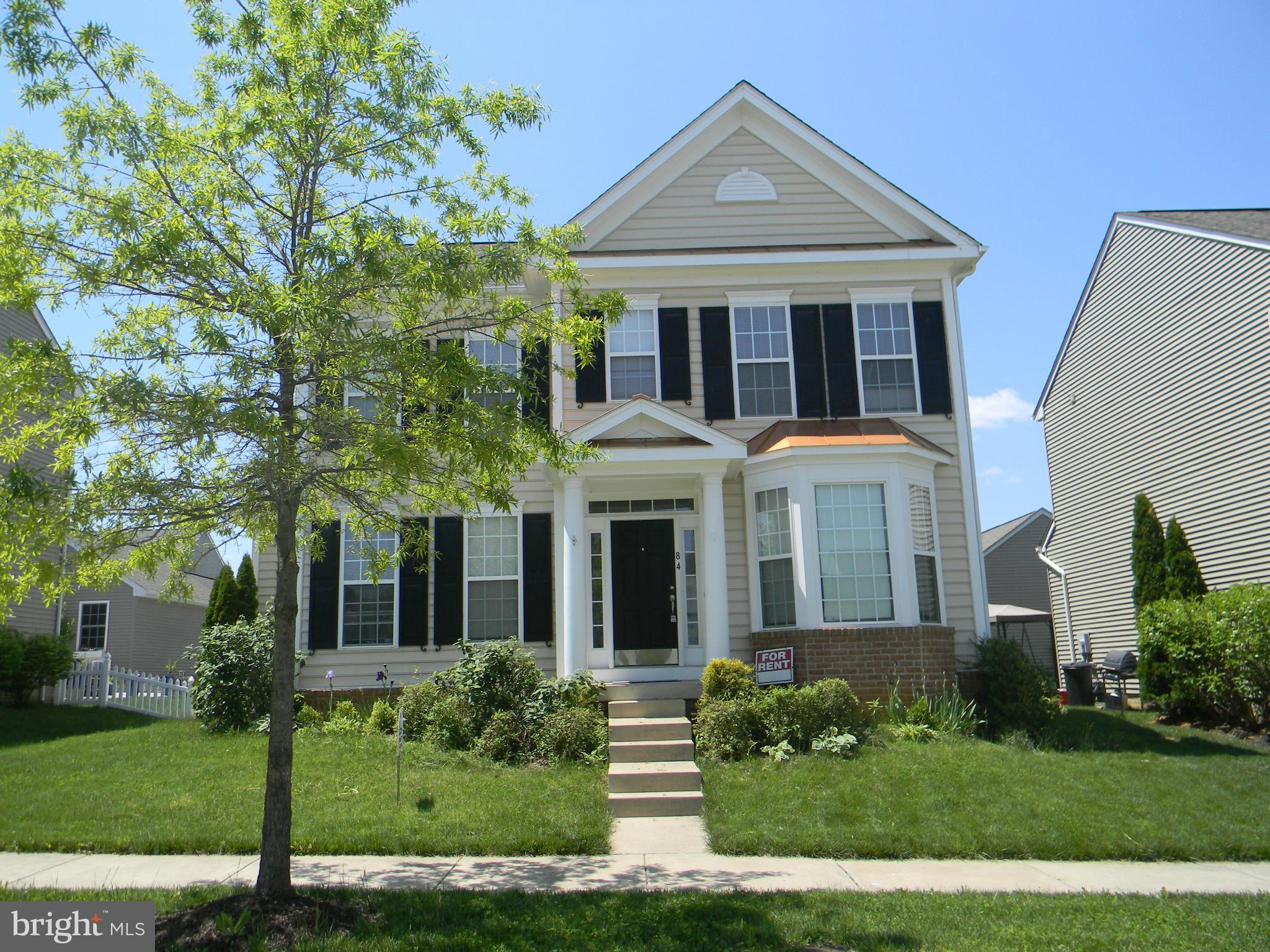 Spacious colonial style home in Huntfield S/D.  Over 3200 sq ft of living space.  4 Bedrooms upstair