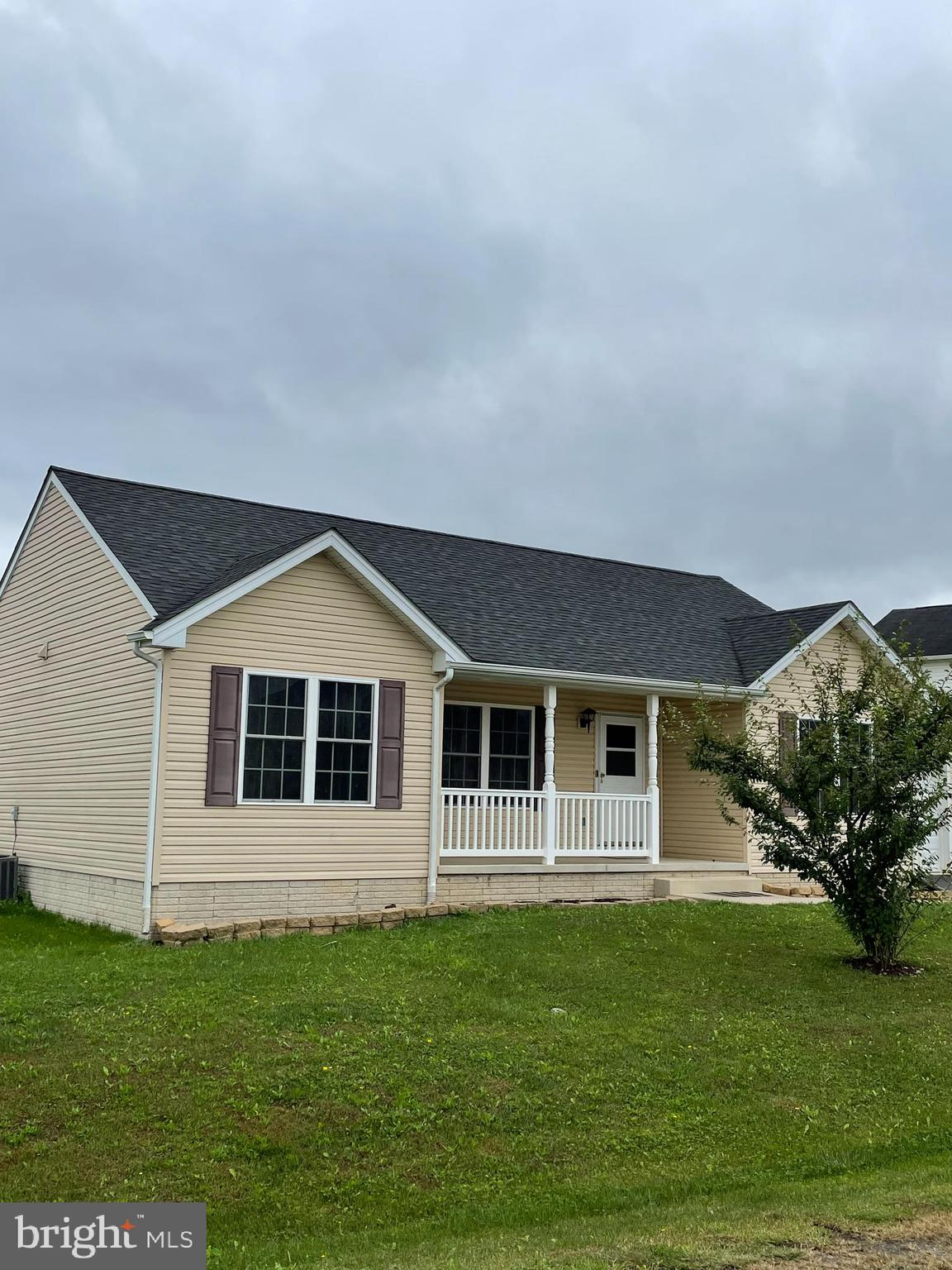 Come view this rancher home offering 3 bedrooms split bedrooms and 2 full baths on main level with c