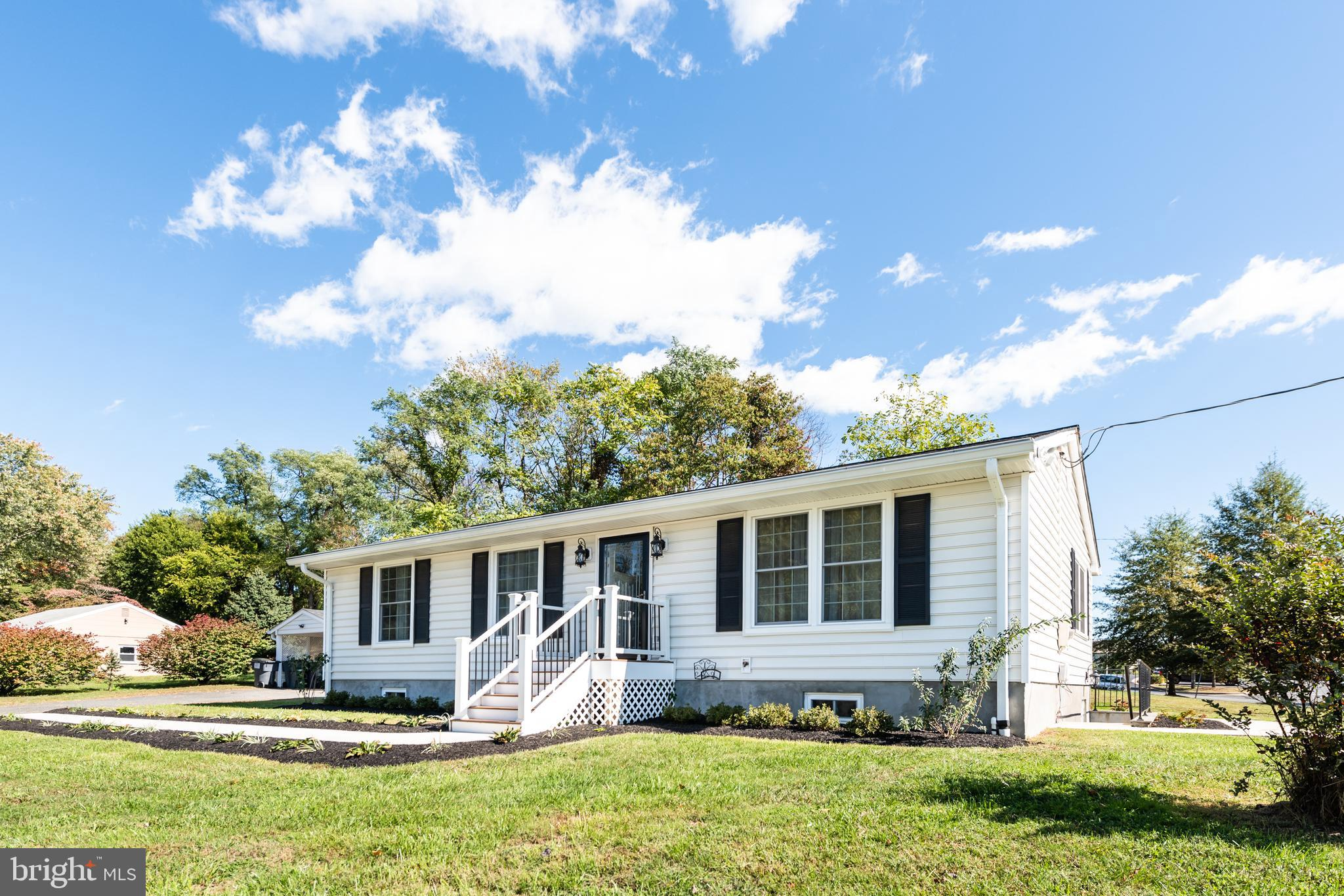 Cover to cover, this charming home has been renovated and maintained inside and out with a new roof,