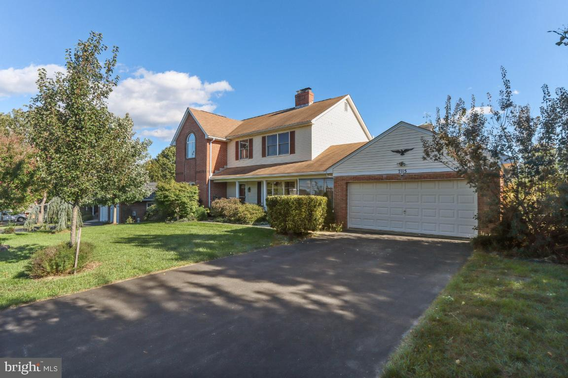 """This is no ordinary home, it has all the """"I Wants"""".  Entry level Bedroom,  5/4 Bedrooms, 3 Full Baths, Finished Lower Level with Media room set up with Radon expulsion system, Possible Home Office /Den, Dining Room with access to the extensive screened porch  and entry to the Inground Pool with its 6 foot high private fencing around the extensive area, Master BR Suite with Fireplace, Full Bath, Jetted Tub, Separate Shower and Balcony that overlooks the pool area and faces East to enjoy the morning sun, Fenced play area behind the fenced secure pool area and has a large shed for lawn mower & garden tools, 2 car garage and an abundance of prized trees and shrubs.  The walking tour video & stll photos are  provided to help you experience this beautiful home."""