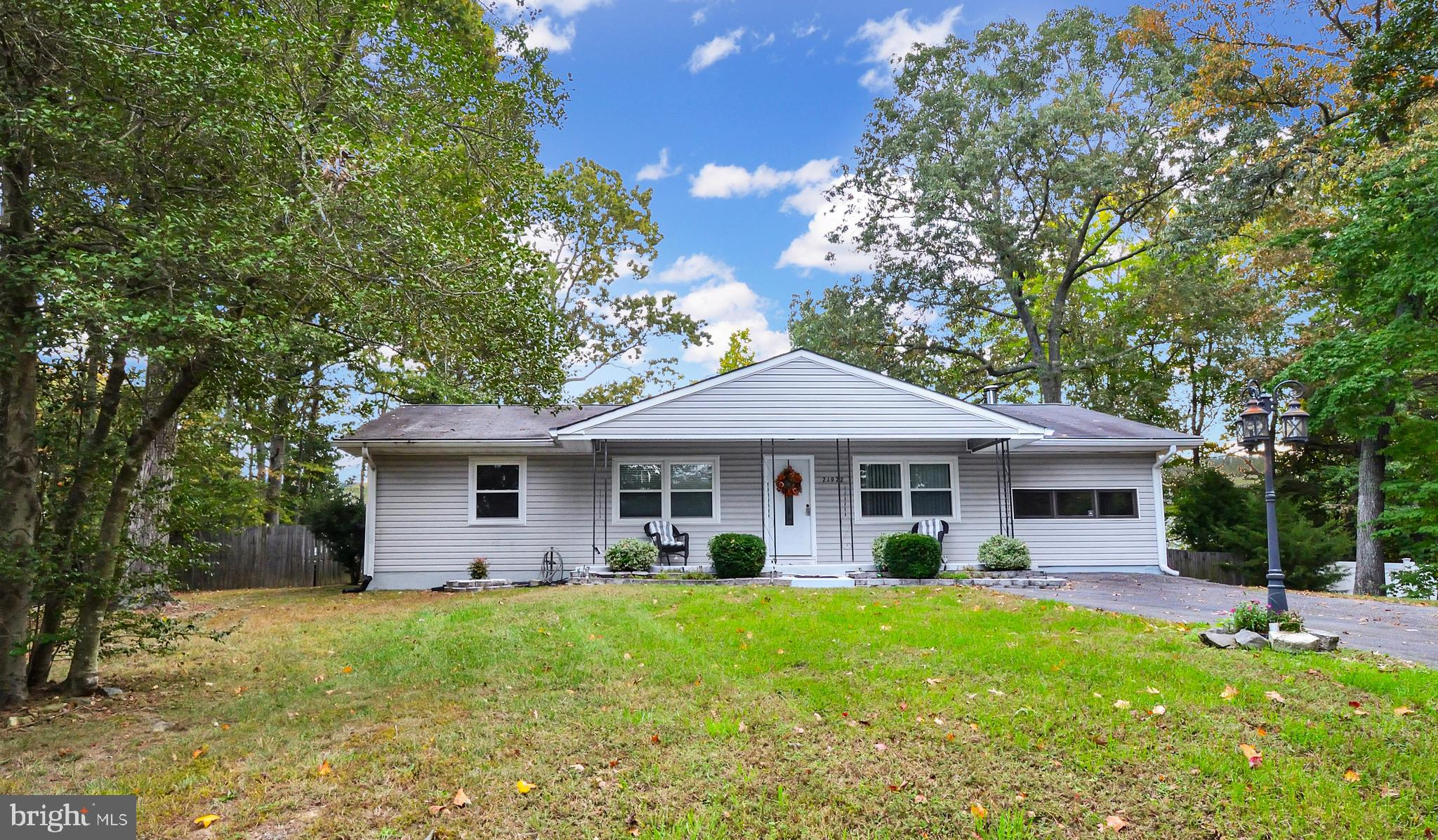 Enjoy One Level Living!  Tucked away on a treed 0.41 acre lot....This lovely 3-bedroom, 2 full bath