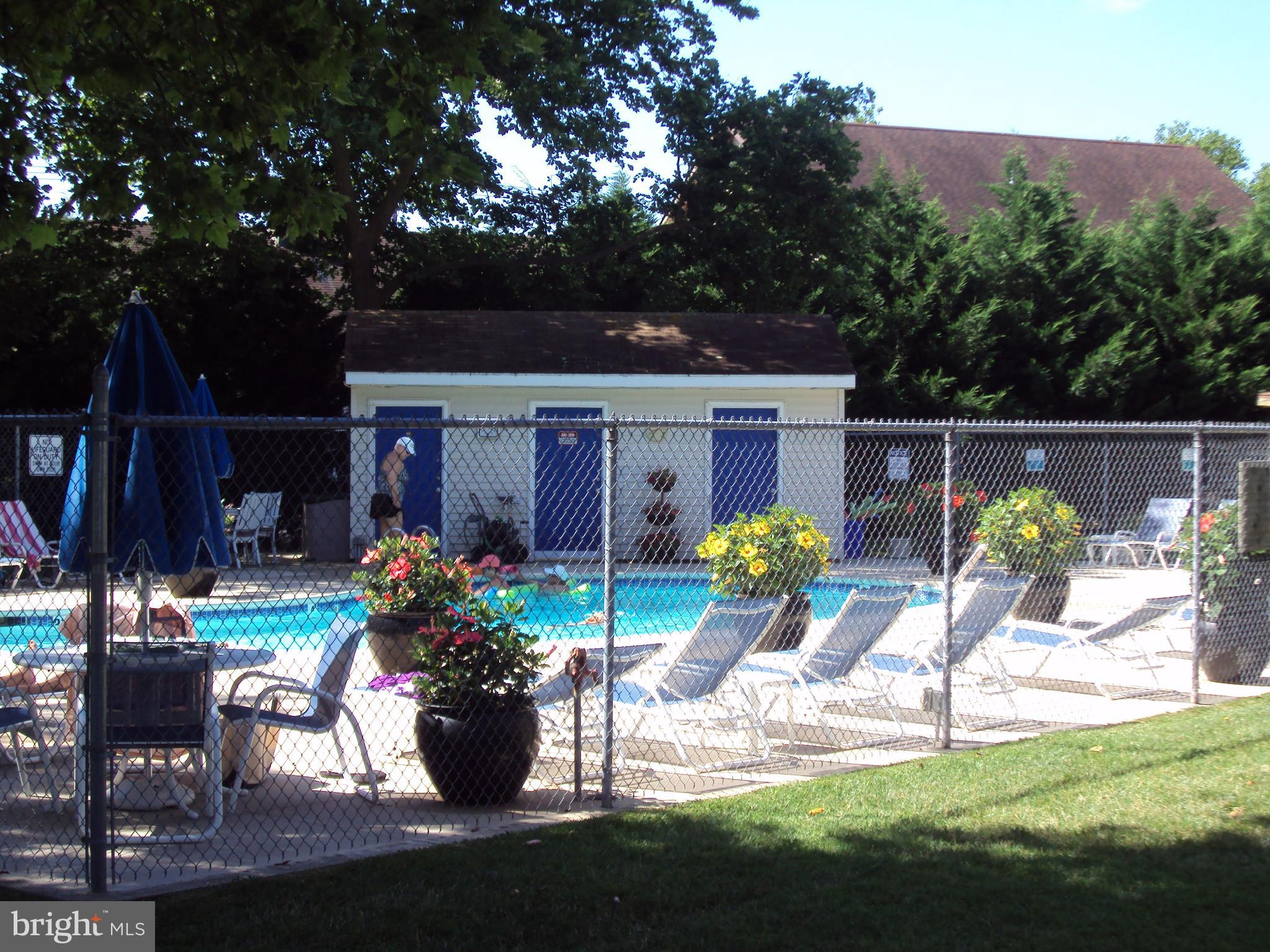 Well Maintained 2 bdr, 2 full bath Condo in Great community. Take a swim in your choice of pools and