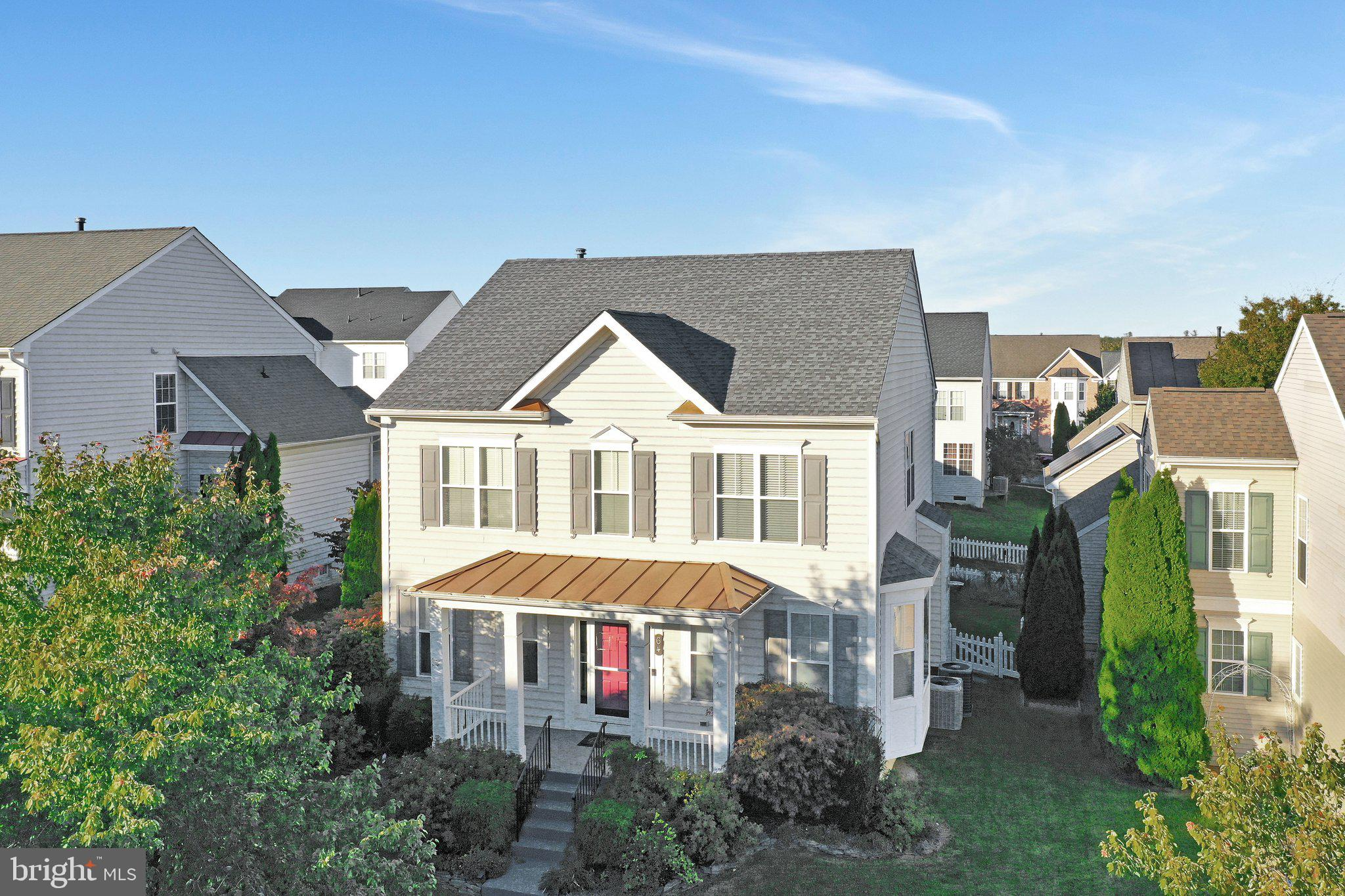 There's so much to love in this updated colonial in desirable Huntfield! This home is well-insulated