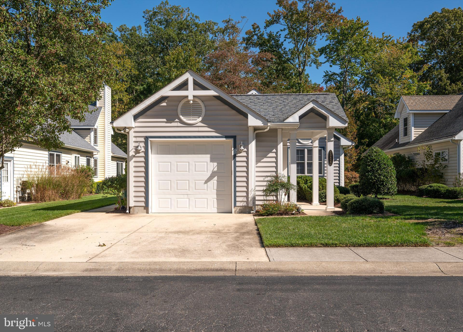 WOW! Less than 1.5 miles to Bethany Beach! Walk or bike to shopping and restaurants. This 3 bedroom,