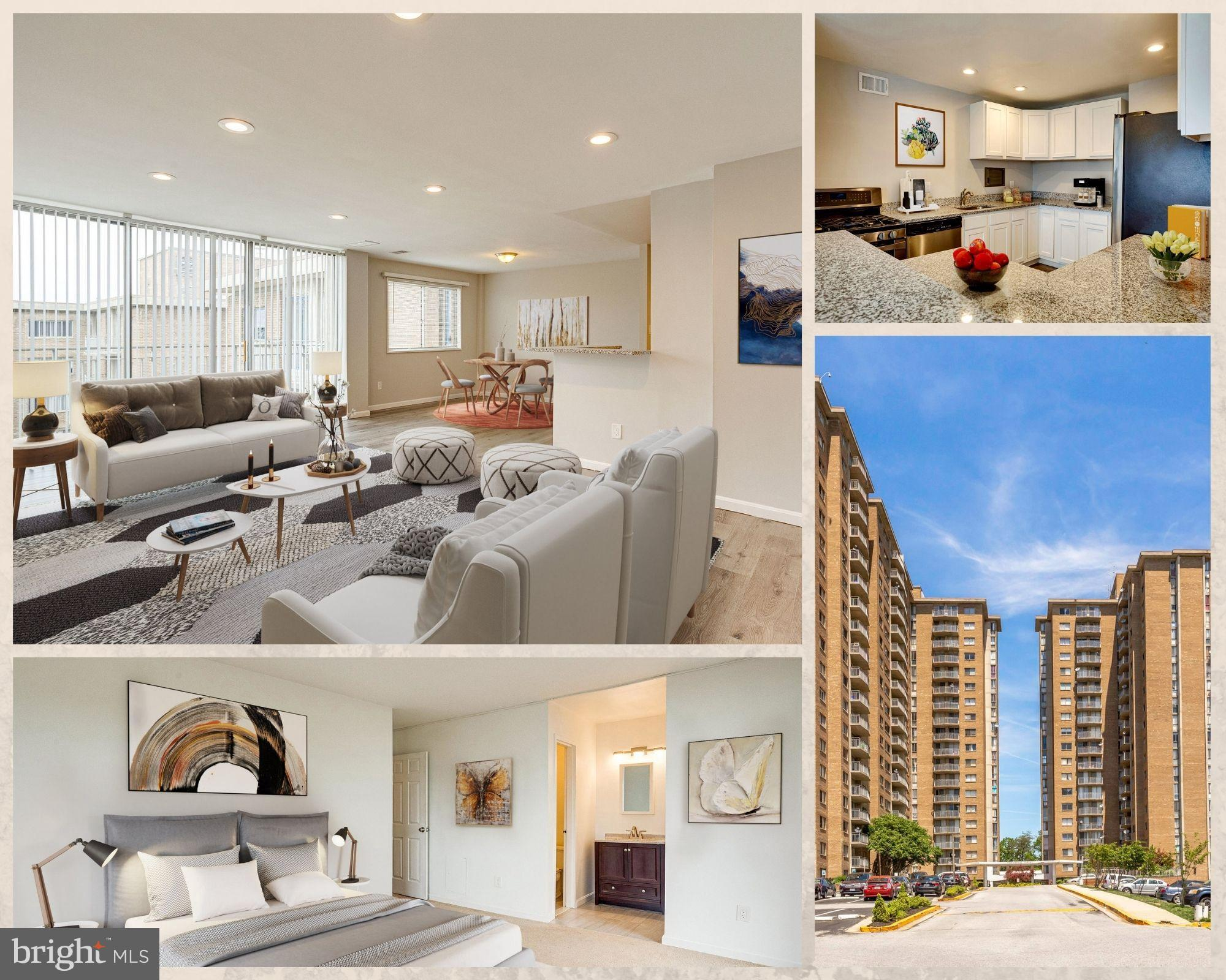 Ready to Move In now?... This Incredibly refreshed 2 Bedroom - 2 Full Bath Penthouse Home is ready f