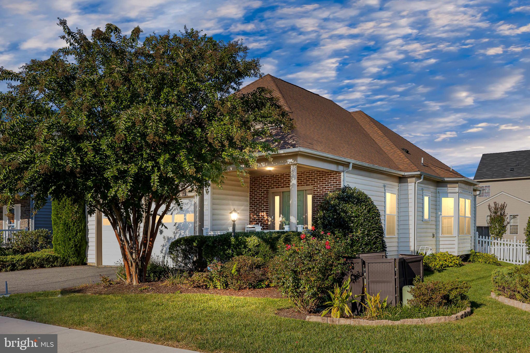 LOOKING FOR ONE-LEVEL LOW MAINTENANCE LIVING? WELCOME HOME TO 23 DABNEY COURT. NESTLED IN THE 55+ AC