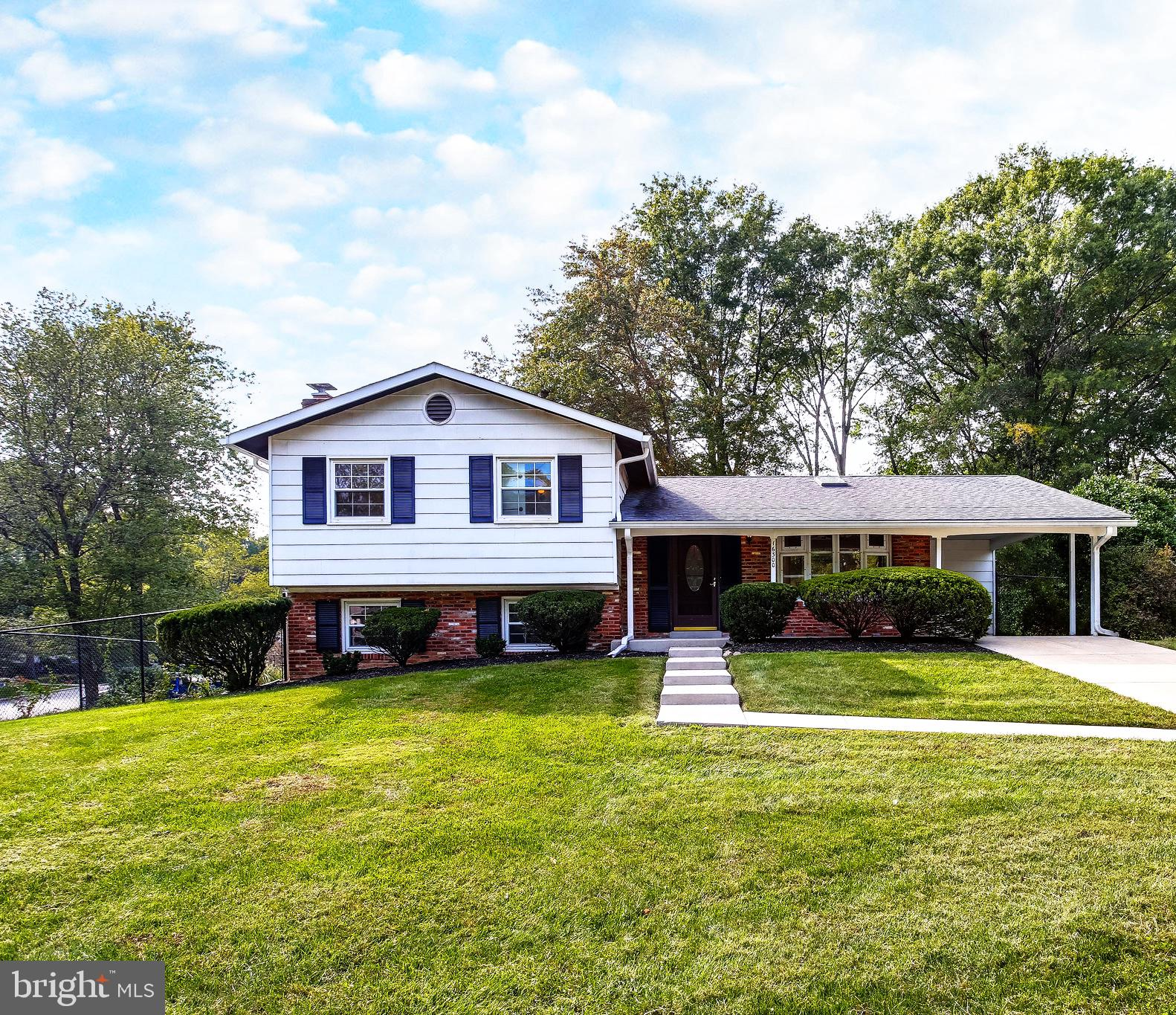 Welcome Home! This beautifully maintained home, located on an oversized corner lot in sought after M