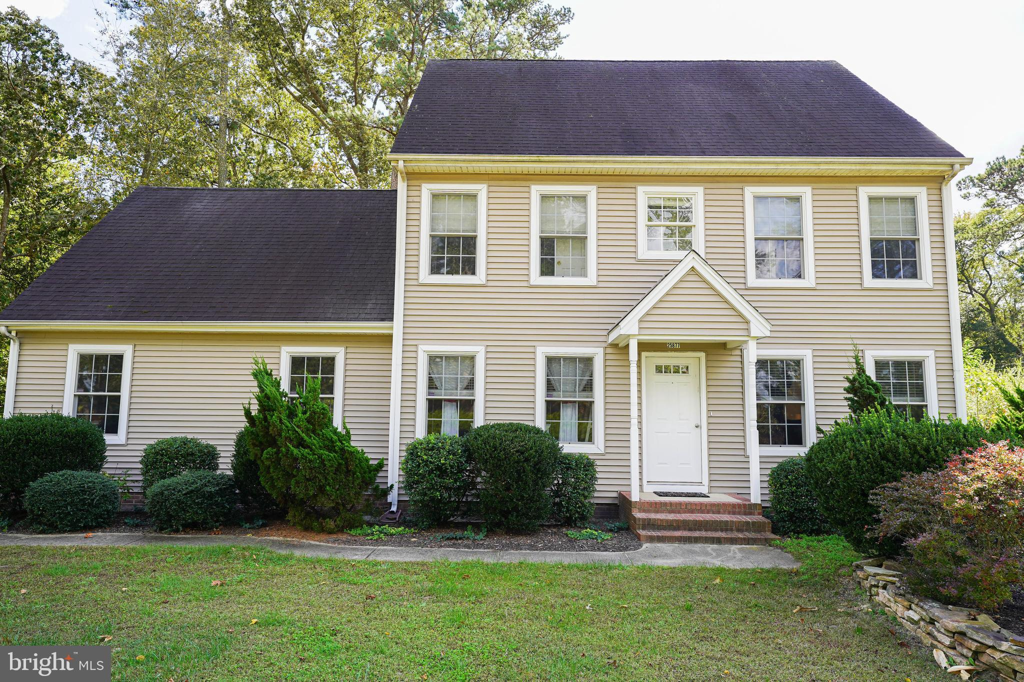 Welcoming & Spacious 4BR/2.5BA home on a nice homesite backing to trees. Minutes to  Rt 50, shopping