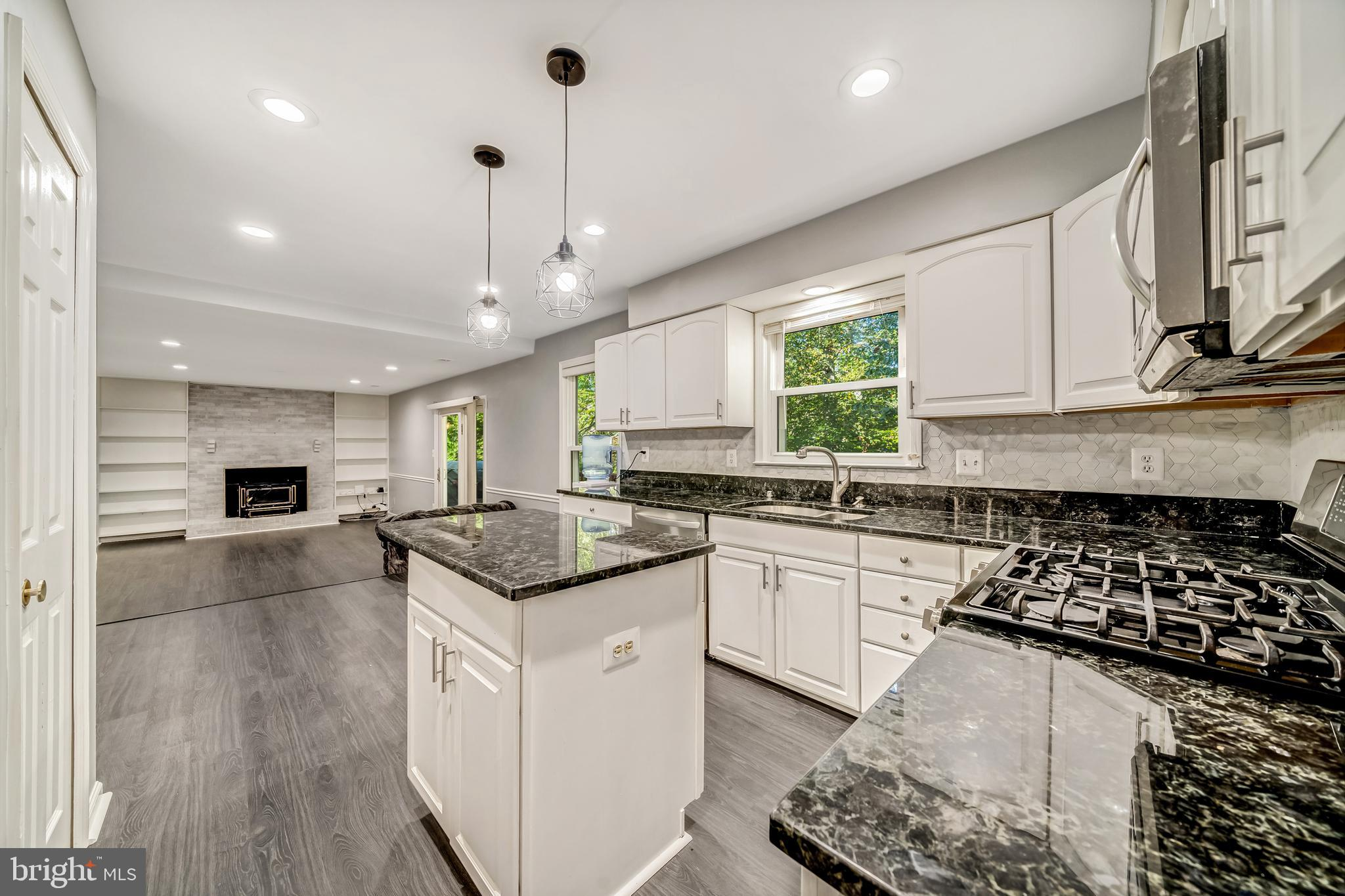 Beautiful newly renovated detached family home in one of the best neighborhoods in Northern Virginia