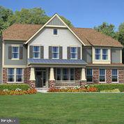 Now selling the Presidential Series at The Meadows at Bayberry. The Kennedy is a to-be-built home st