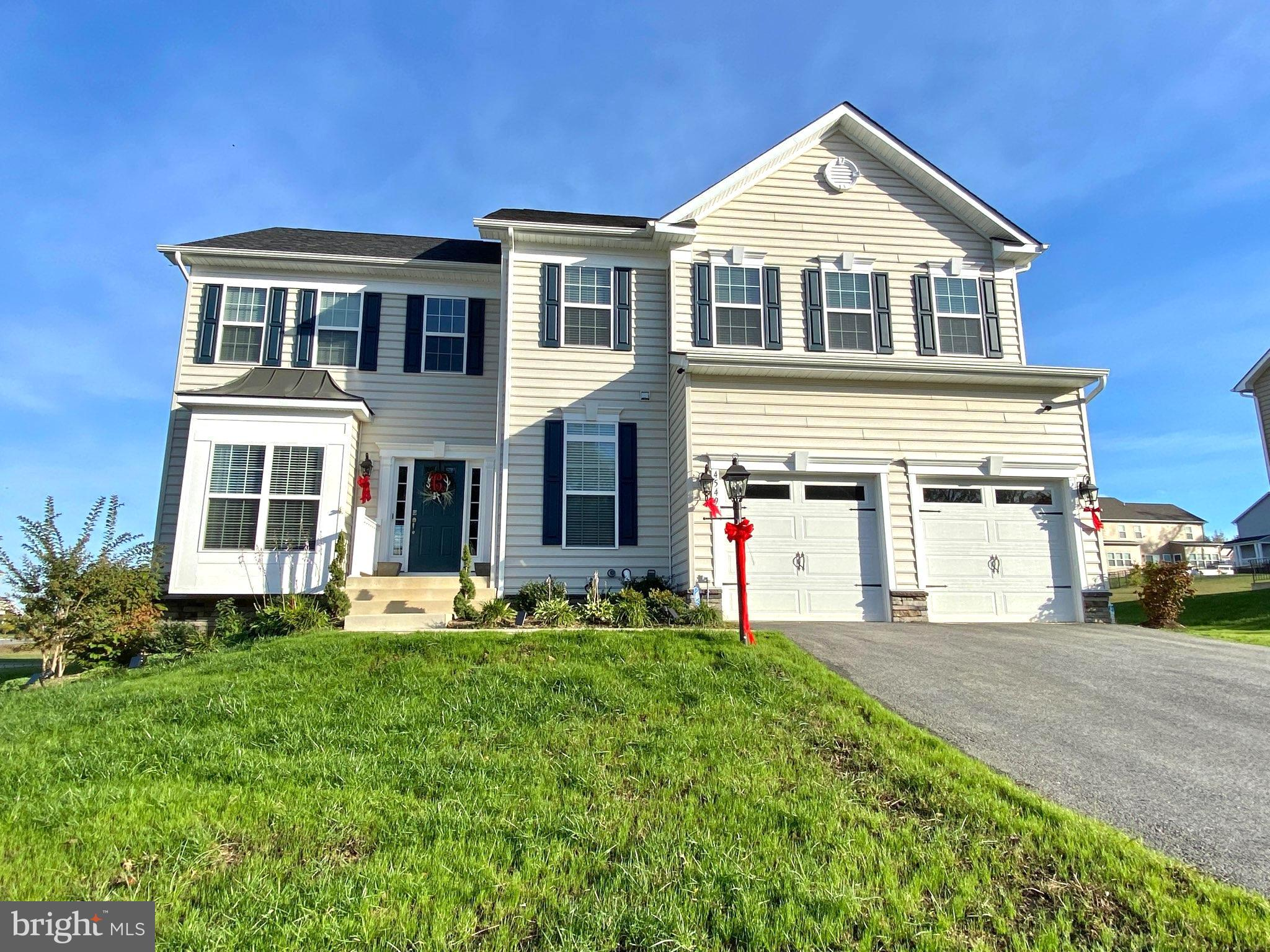Located in the sought-out Woods at Myrtle Point neighborhood in Leonardtown High School zoning, this