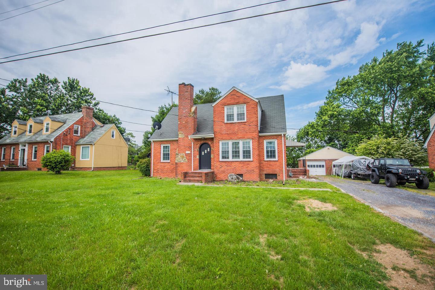 All Brick Cottage, Centrally Located In Winchester Virginia, Frederick County! Across From Costco,