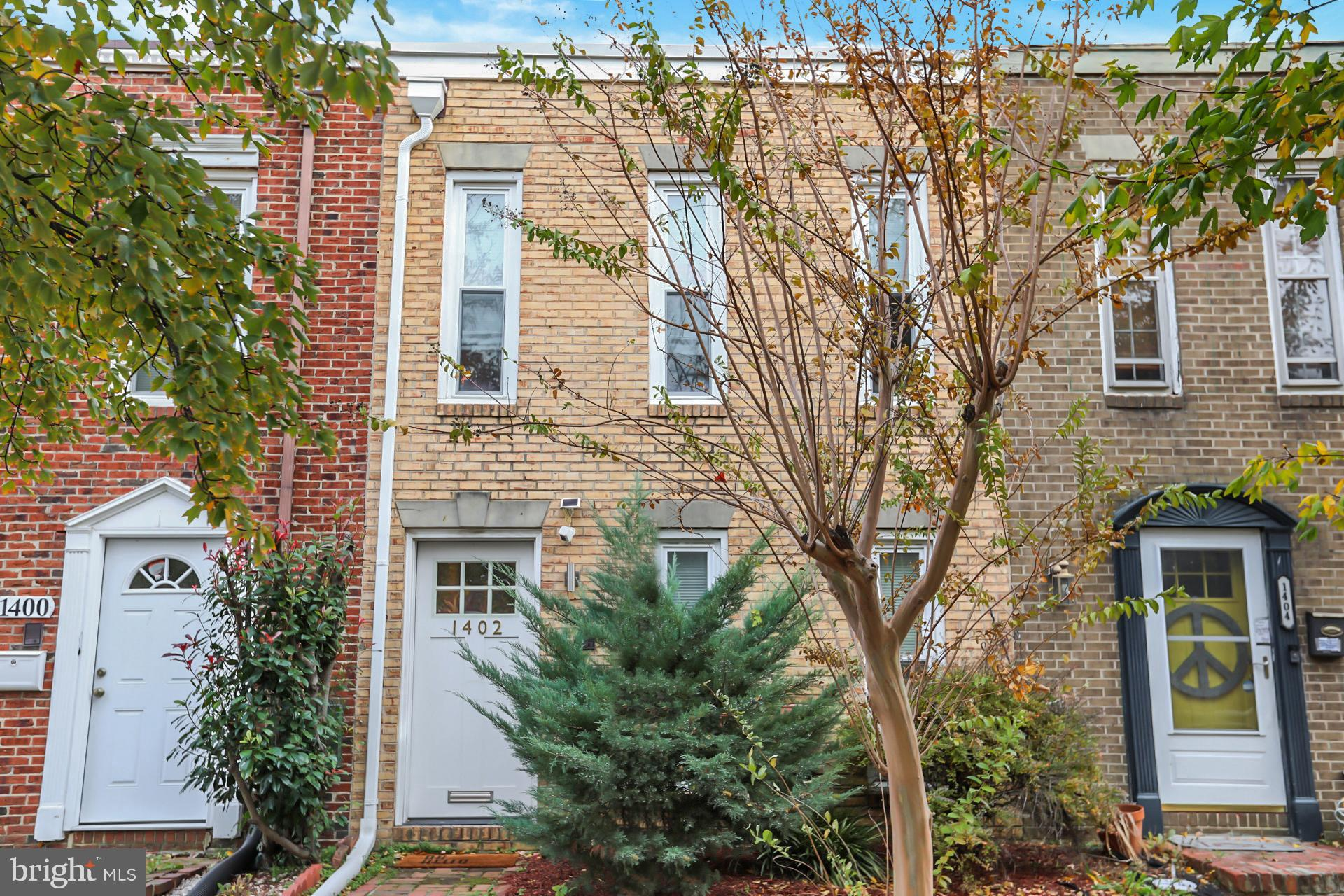 Don't miss out on this charming SW DC townhouse! Welcome to this beautiful 2 bedroom home featuring