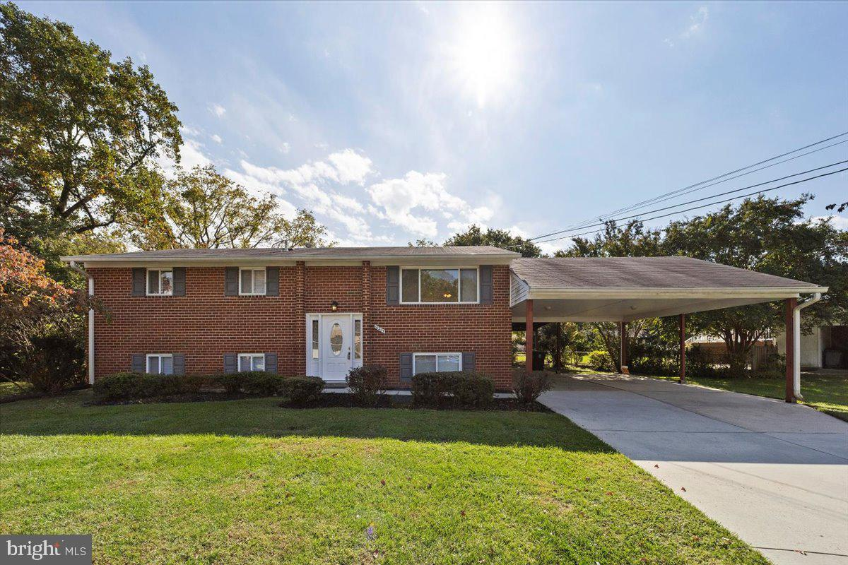 Welcome to this beautiful split-level brick home on a quiet cul-de-sac!  You won't want to miss out