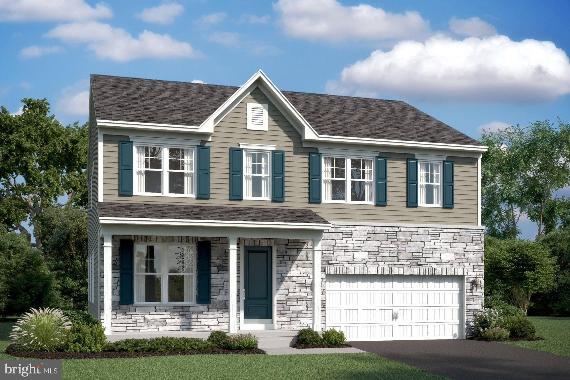 Few homesites remain in this popular single family home community at Twin Arches in Mount Airy.  TO