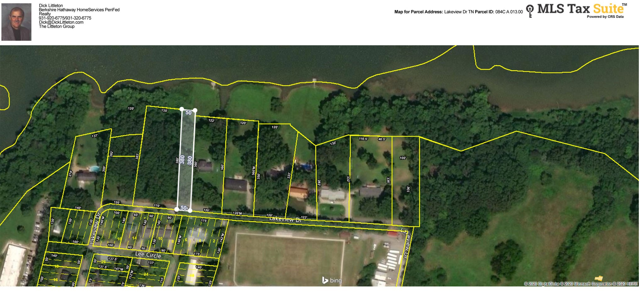 50X292 FOOT LOT ON BARKLEY LAKE IN THE DOVER CITY LIMITS.  ALL UTILITIES (WATER, SEWER & ELECTRIC) AVAILABLE AT THE STREET. APPROXIMATELY 50 FEET OF LAKE FRONTAGE.  OTHER LOTS ON THIS STREET HAVE OBTAINED DOCK PERMITS