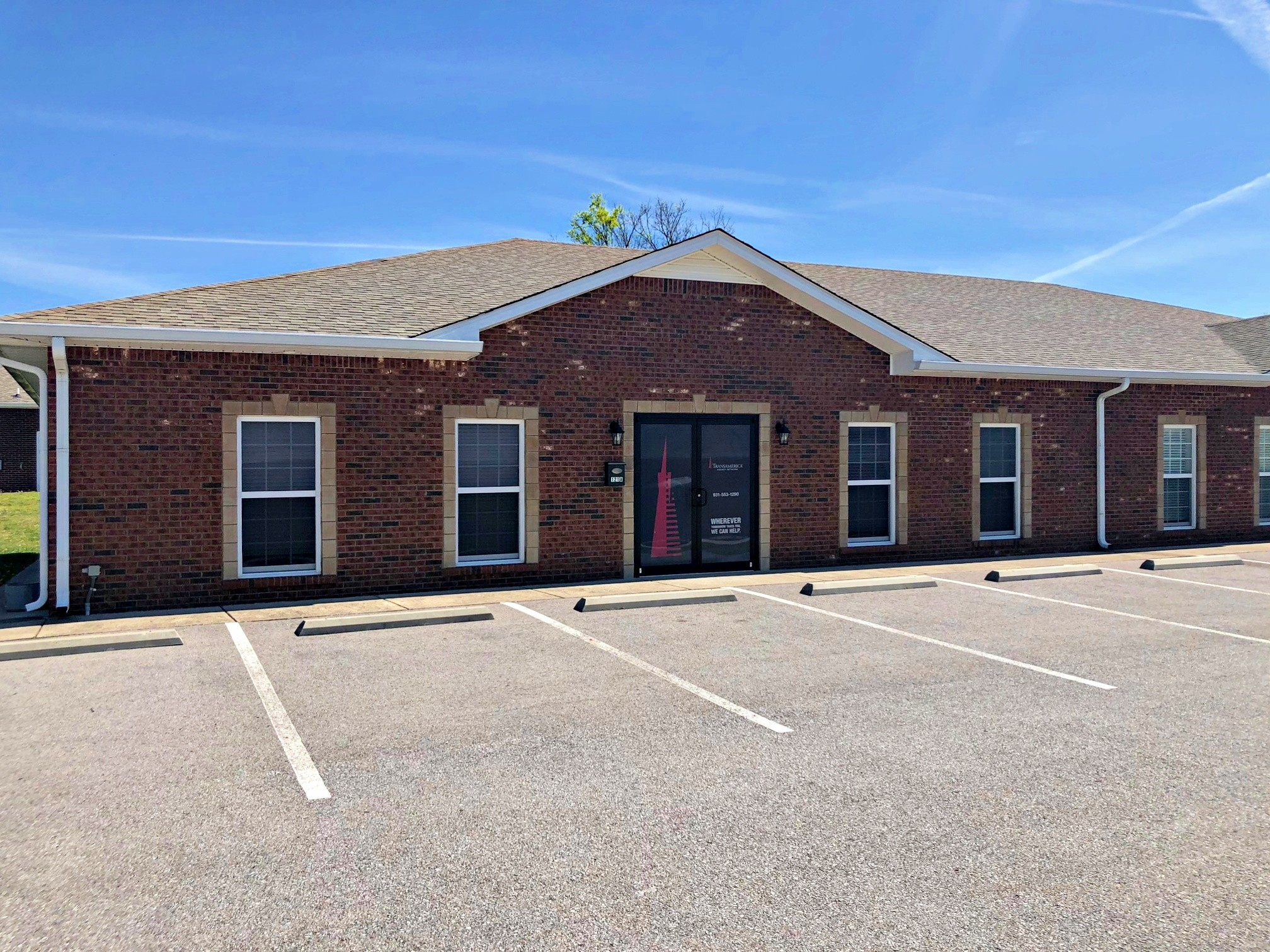 Office building for sale located in well established Eagle's Point office park in Clarksville's premier commercial submarket of St. Bethlehem. 4900 sf building consists of 3 separate suites: Ste A of 2,500 RSF and Stes B and C of 1,225 RSF each. Suites are built out as offices and are vacant and ready for a new buyer to occupy or rent out as they see fit. Good parking, easy accessibility, prime location and an attractive building round out this great opportunity for an owner user or investor.