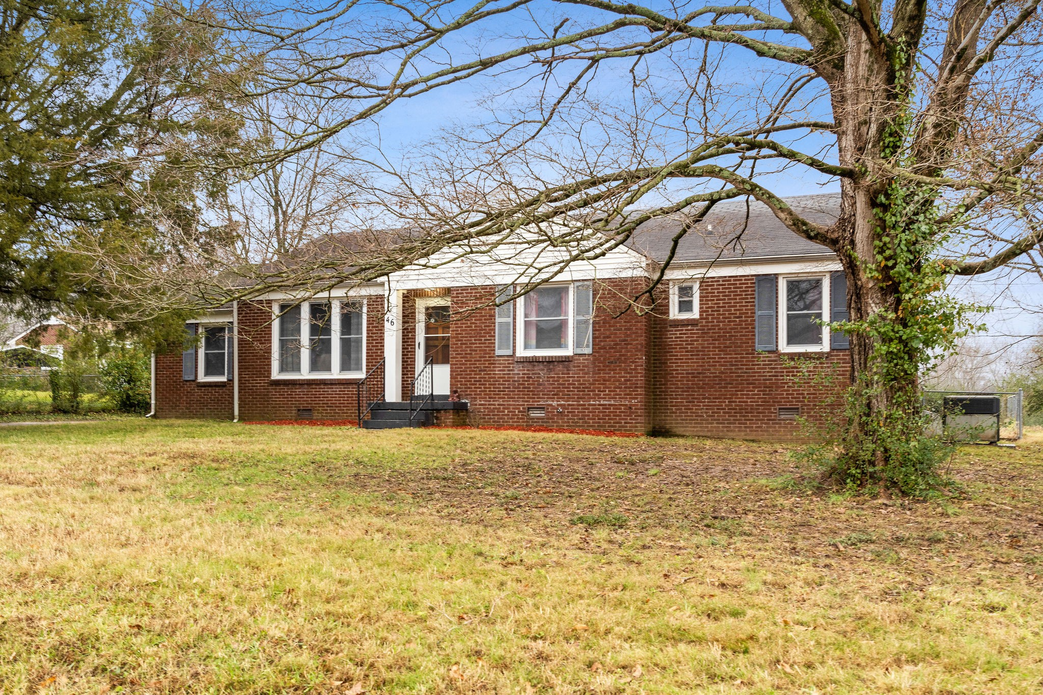 Check Out This Picture Perfect, Ranch Home - Conveniently Located Close to Fort Campbell - Oversized Fenced Backyard with Storage Shed - All Kitchen Appliances Convey - NEW Paint - This is a MUST SEE!
